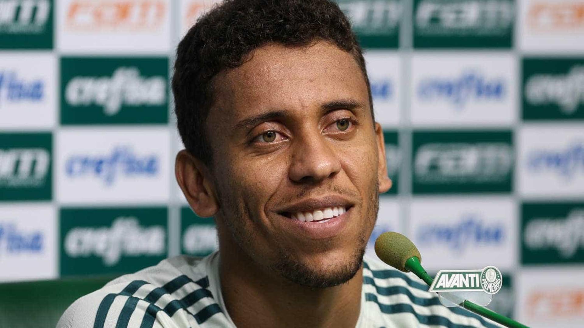 Marcos Rocha não quer provocações antes de final contra o Corinthians