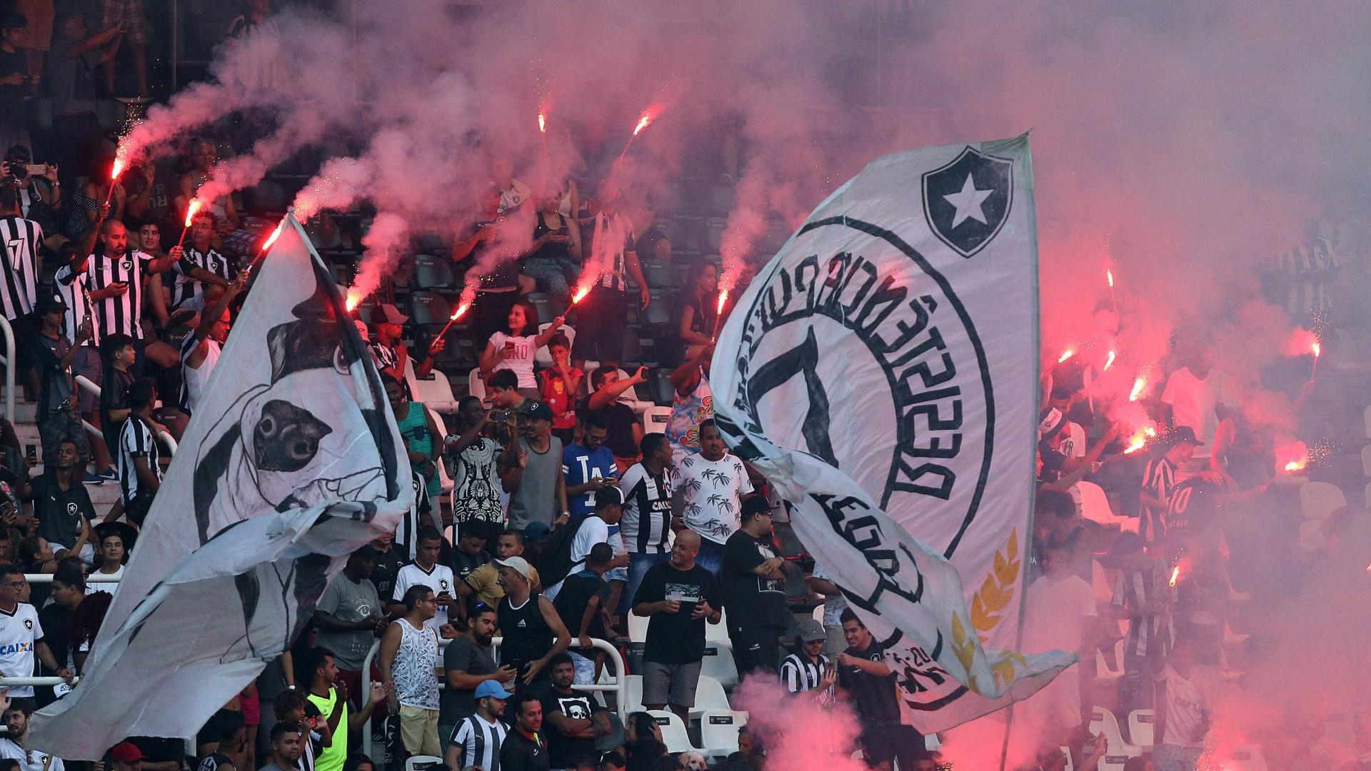 Botafogo supera o Vasco e leva o título do Campeonato Carioca 2018