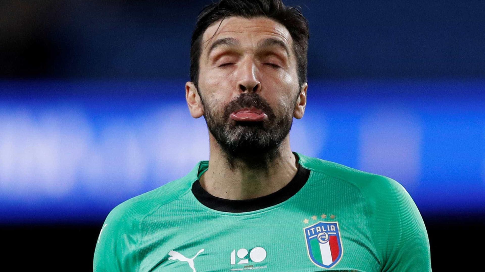 Itália cai para pior posição da história no ranking da Fifa