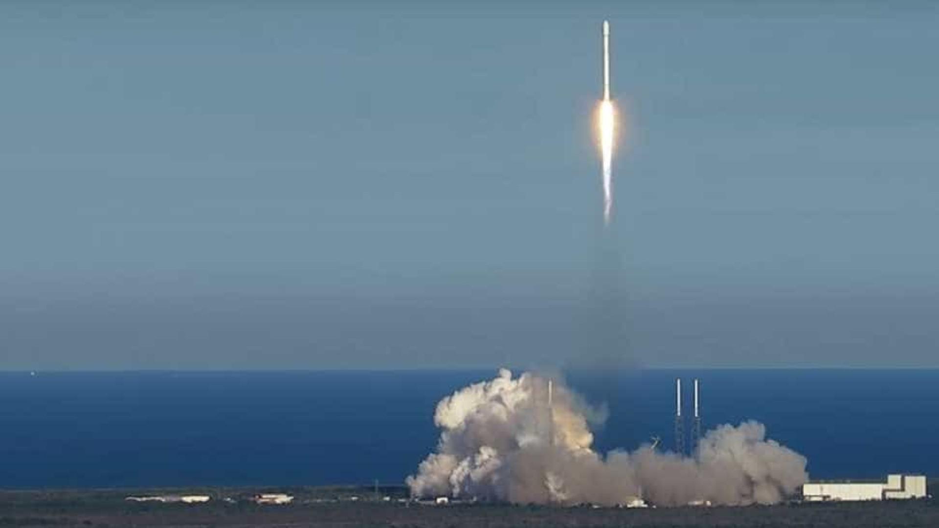Veja o lançamento de nave 'caçadora' de planetas fora do Sistema Solar