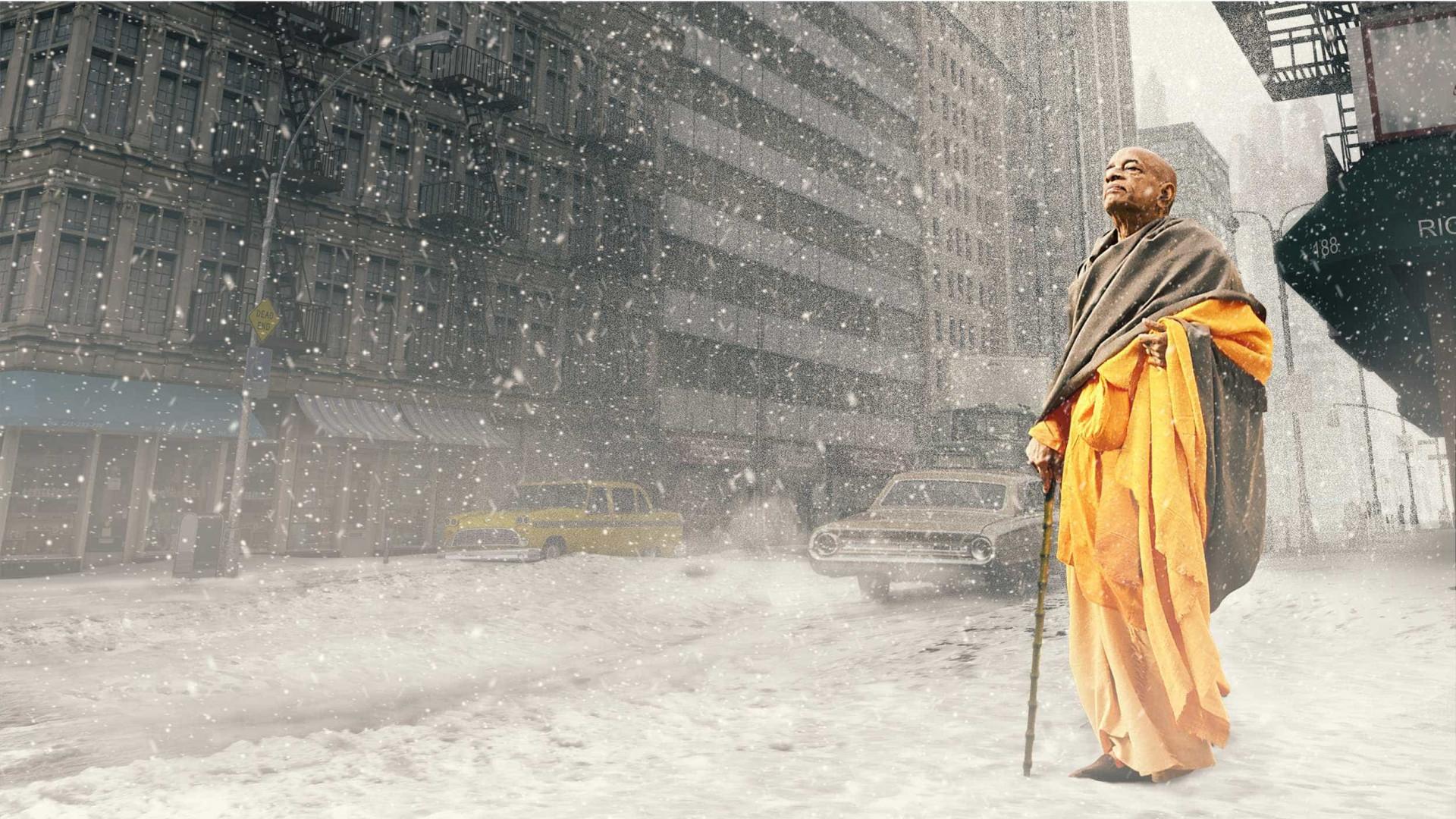 Hare Krishna: cinebiografia de fundador do movimento estreia no Brasil