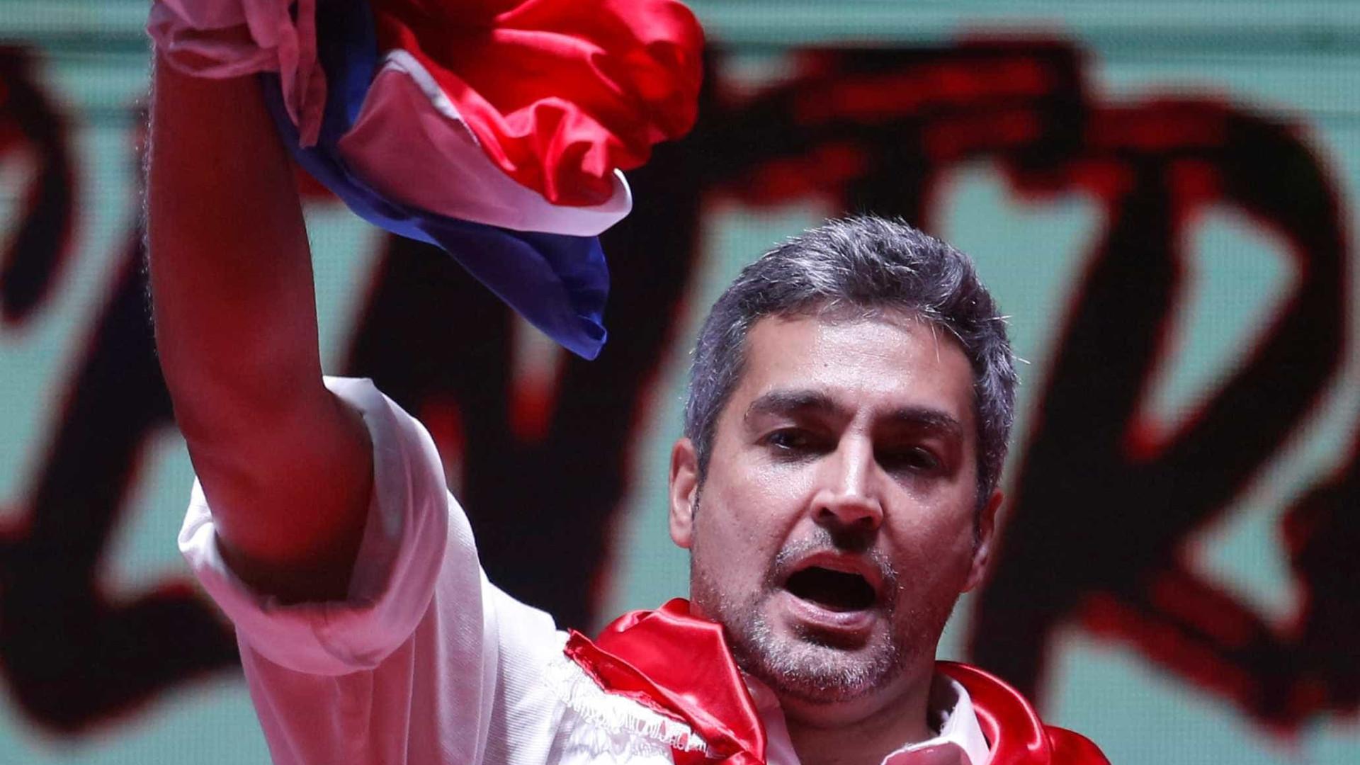 Mario Abdo Benítez é o novo presidente do Paraguai, aponta pesquisa