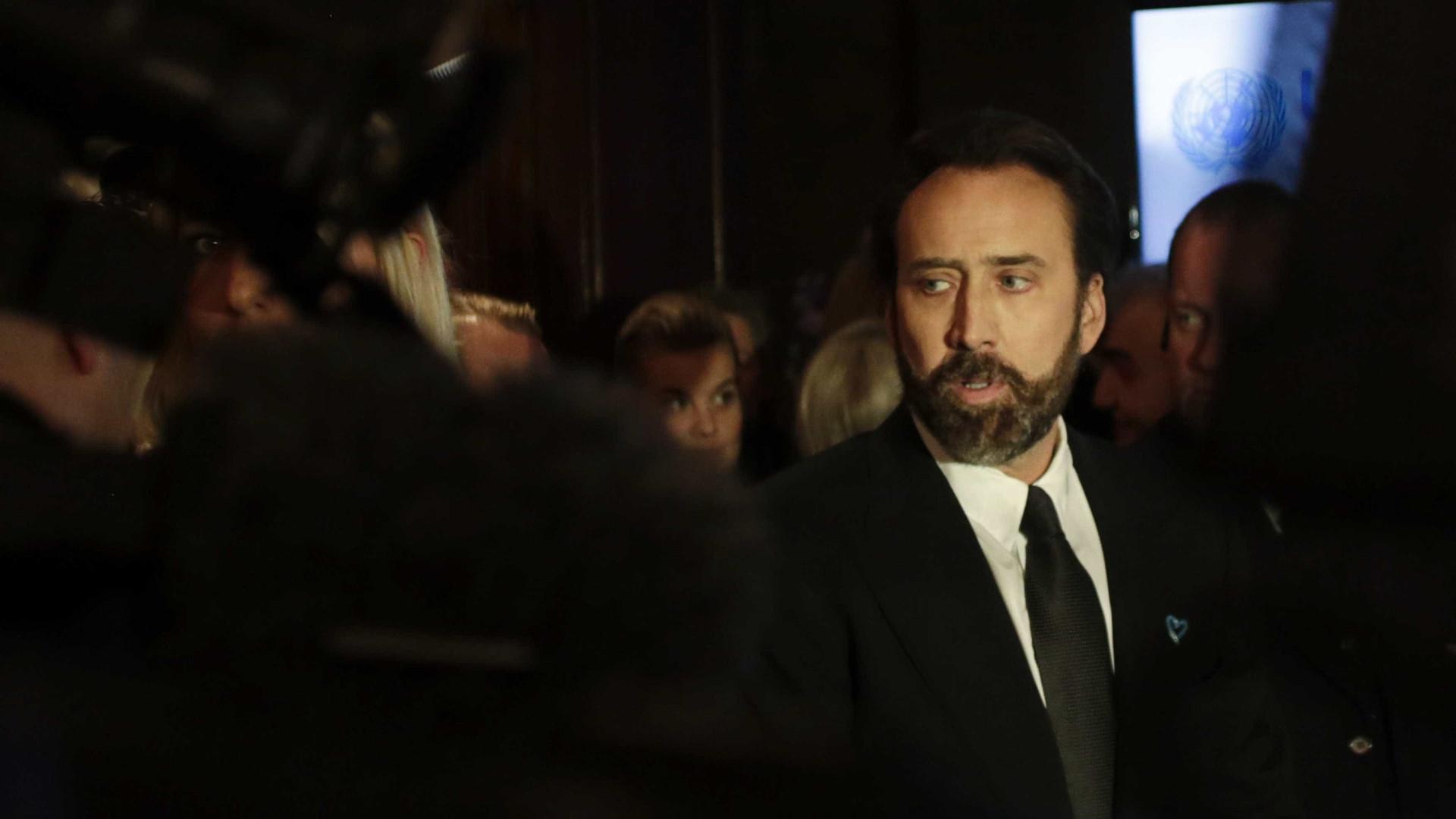 Nicolas Cage anuncia aposentadoria da carreira de ator