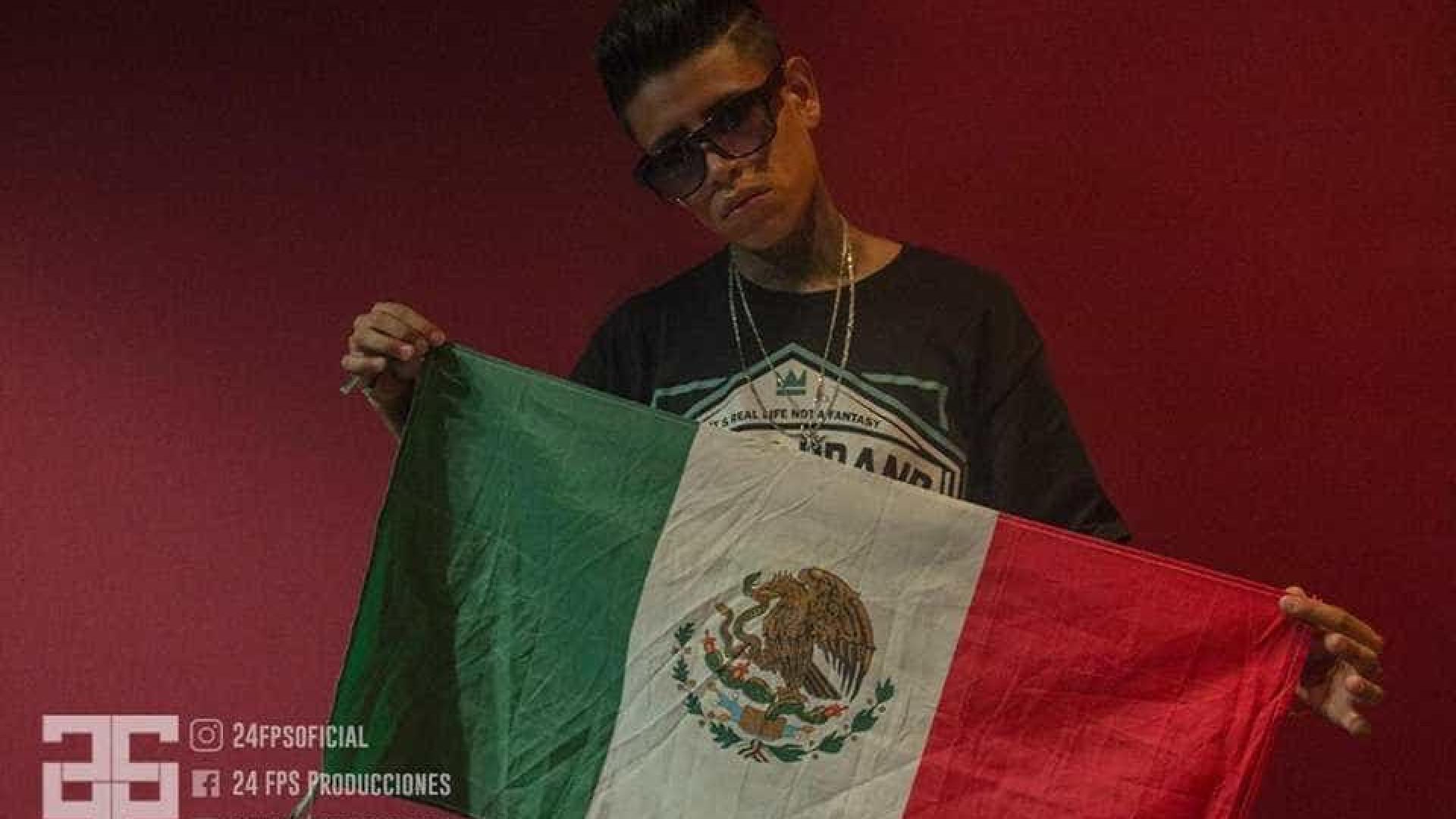 Rapper mexicano confessa ter dissolvido corpos de estudantes em ácido