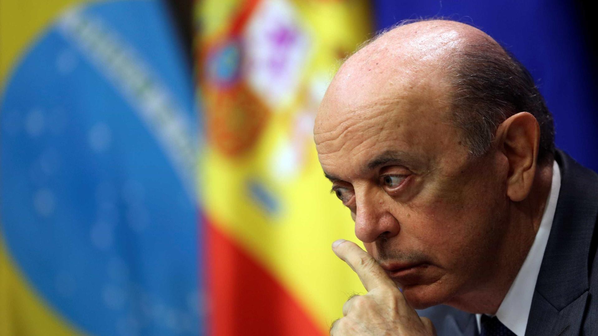 Governo de São Paulo paga R$ 85 mil para retratar José Serra