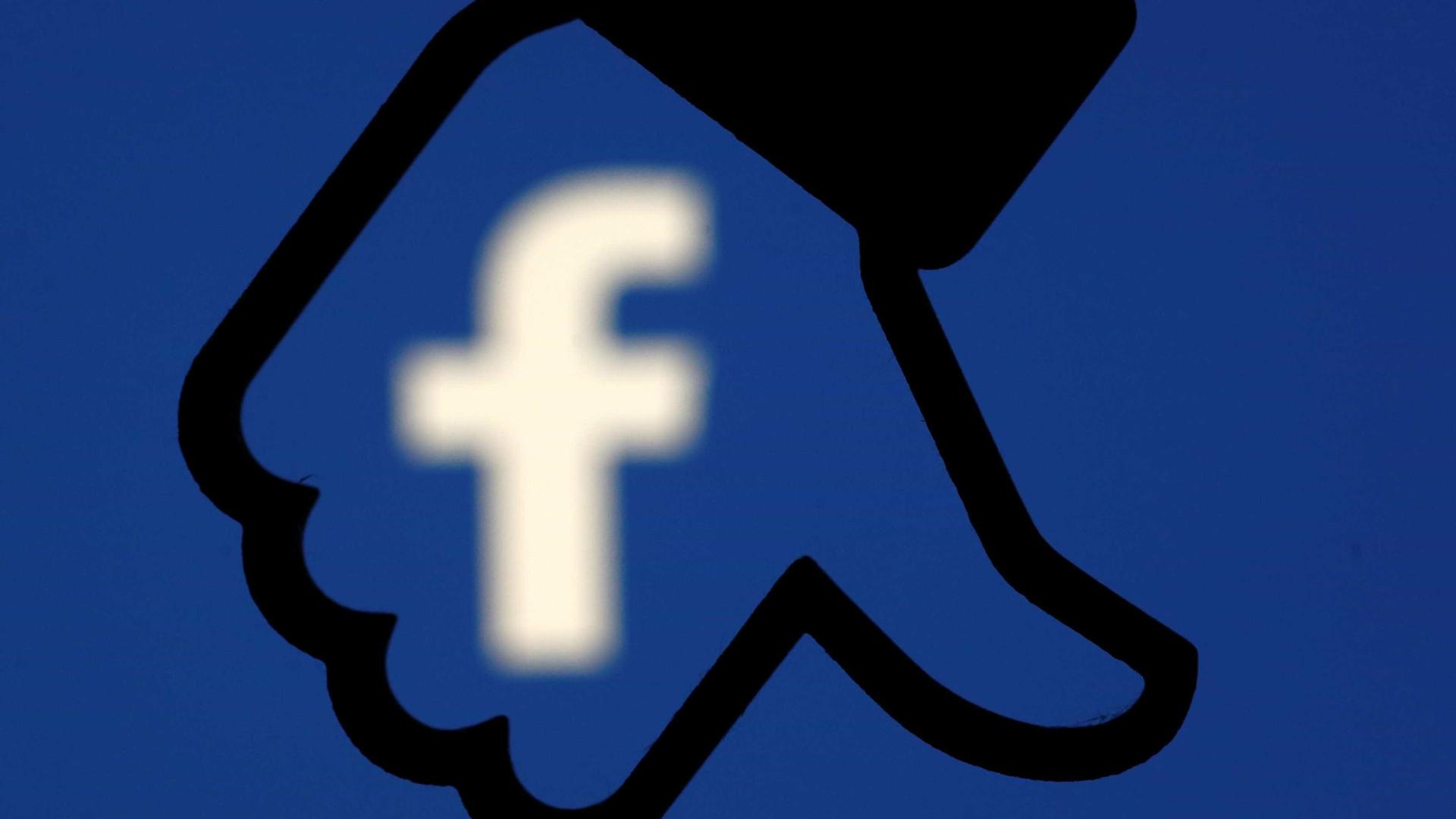 Agora vai: Facebook amplia teste do botão 'não gostei'
