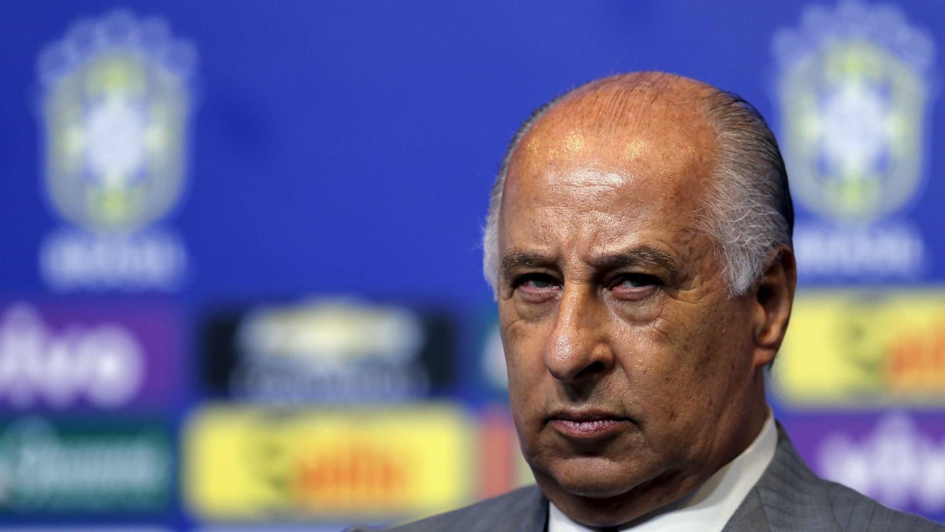 Fifa anuncia que Del Nero está banido para sempre do futebol