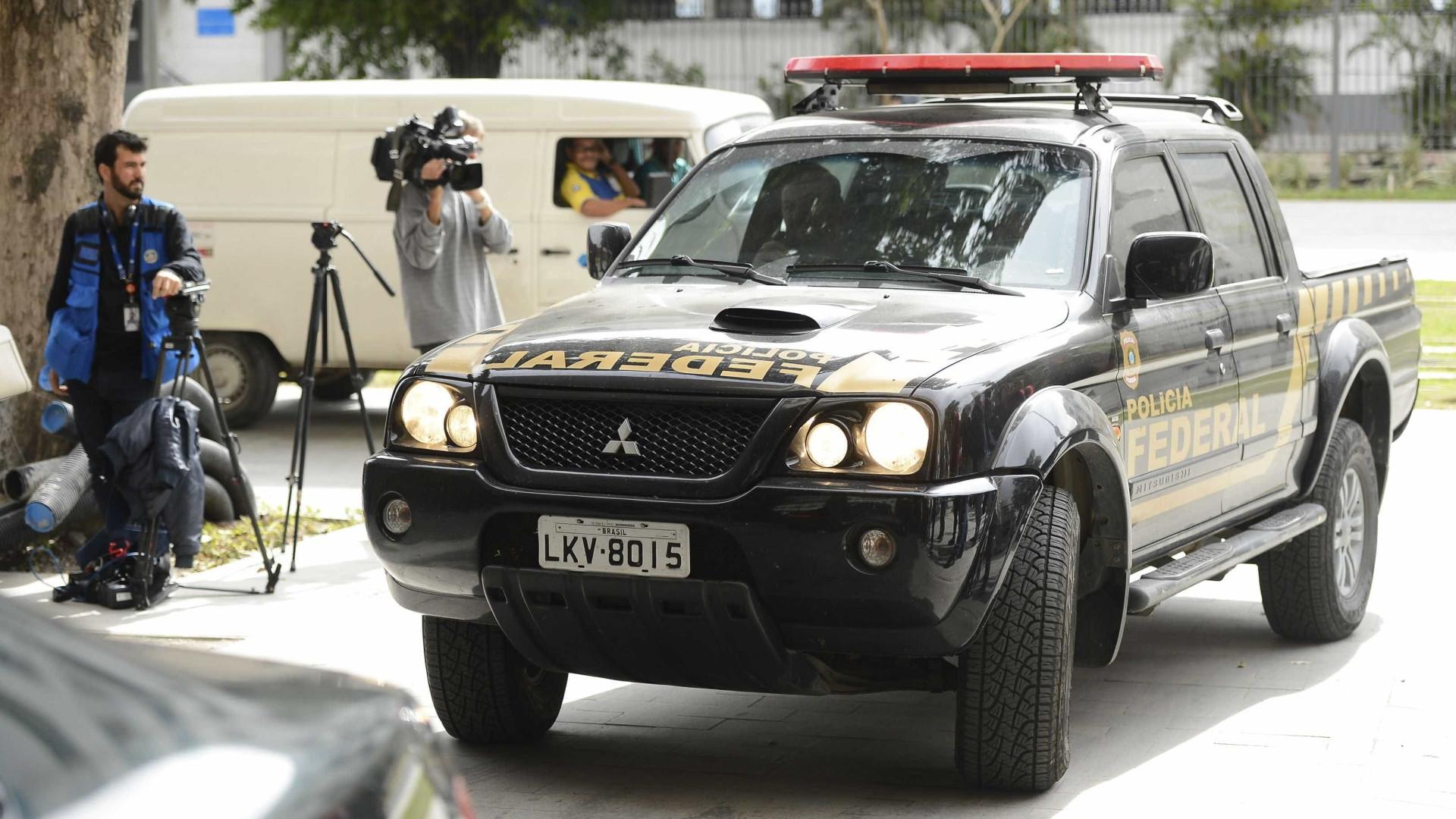 Delegado teme interferência do governo na Polícia Federal