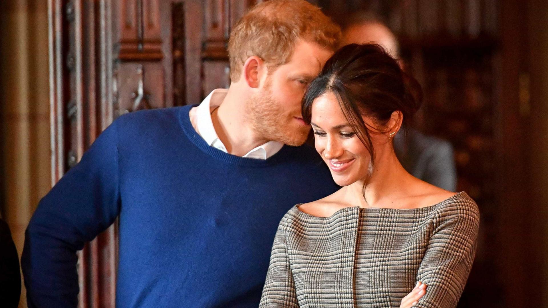 Sensitiva fala sobre casamento real: 'Príncipe Harry tem encosto'