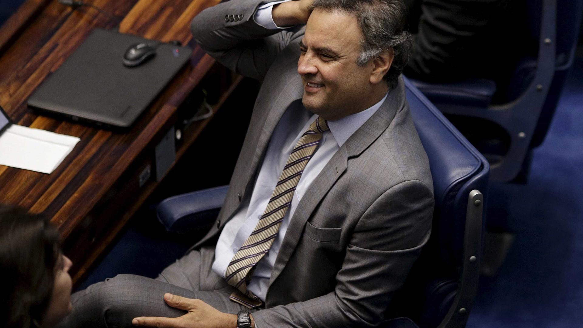Aécio rebate Alckmin: decisão sobre candidatura será tomada em Minas