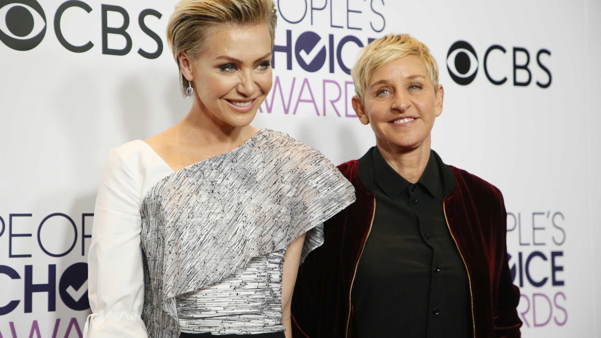 Portia de Rossi anuncia fim da carreira de atriz