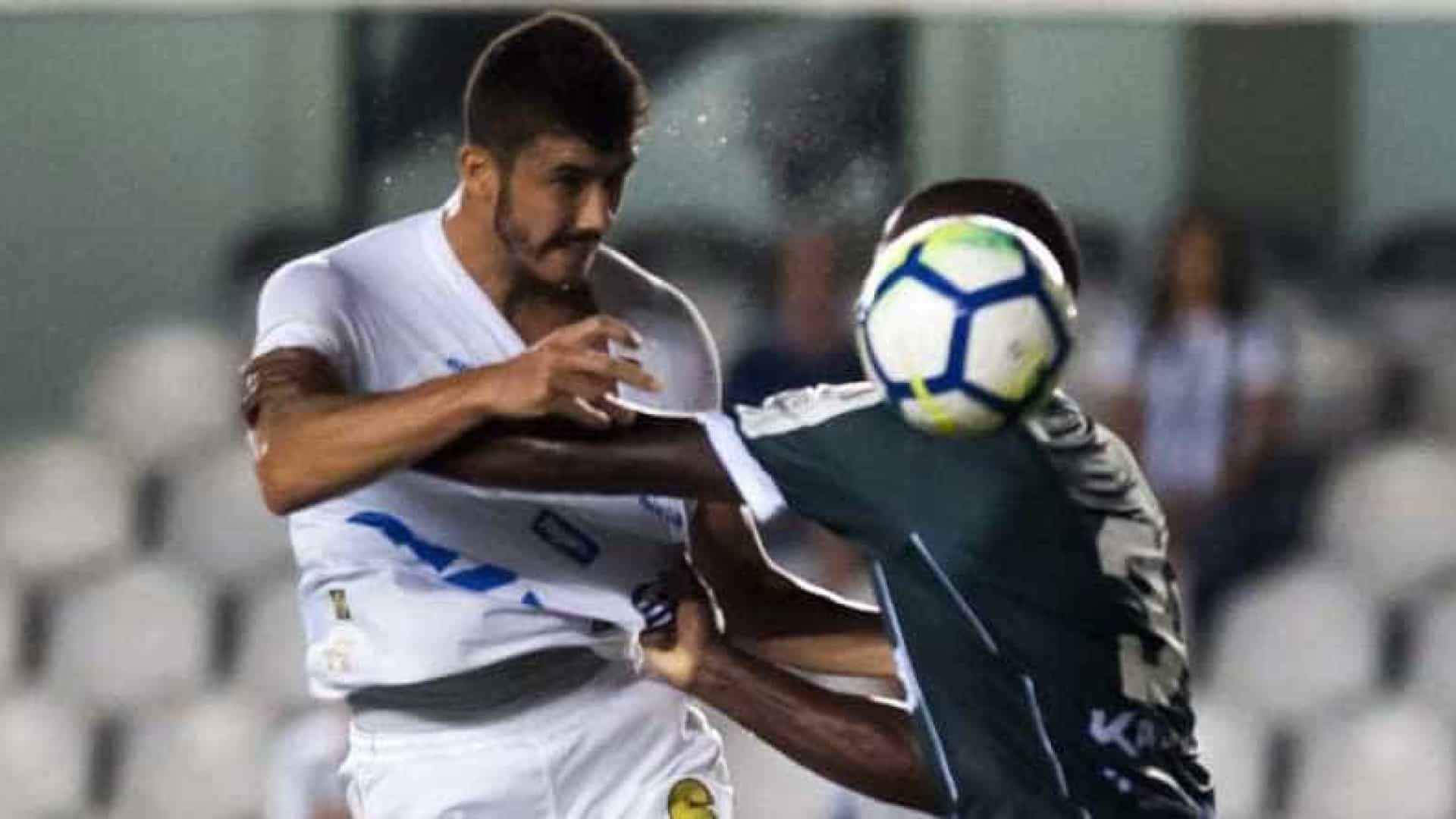Santos perde com time reserva, mas se classifica na Copa do Brasil