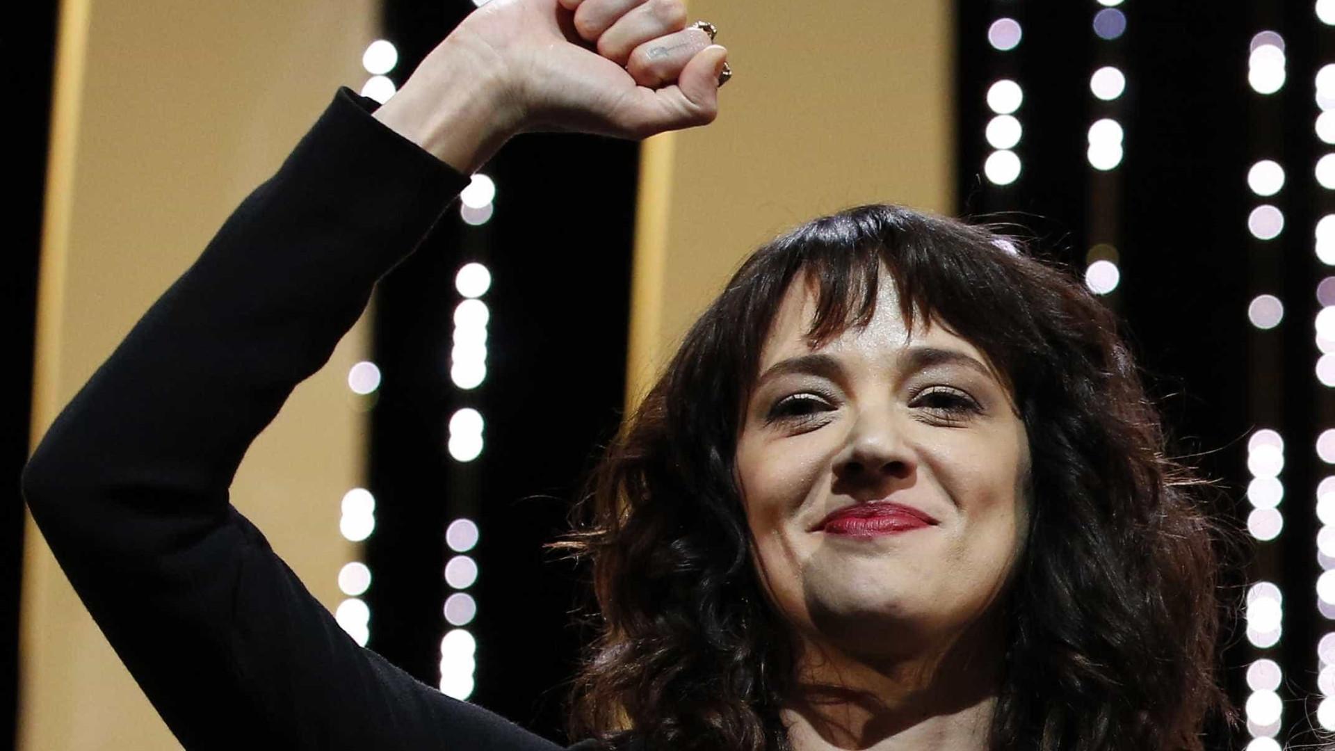 Em Cannes, atriz revela que foi estuprada por produtor de cinema
