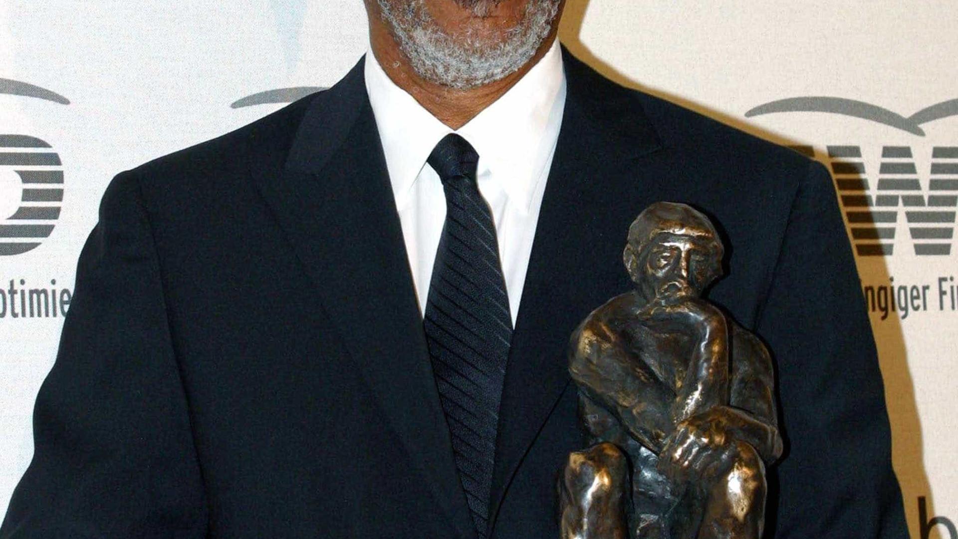 Oito mulheres acusam Morgan Freeman de assédio sexual