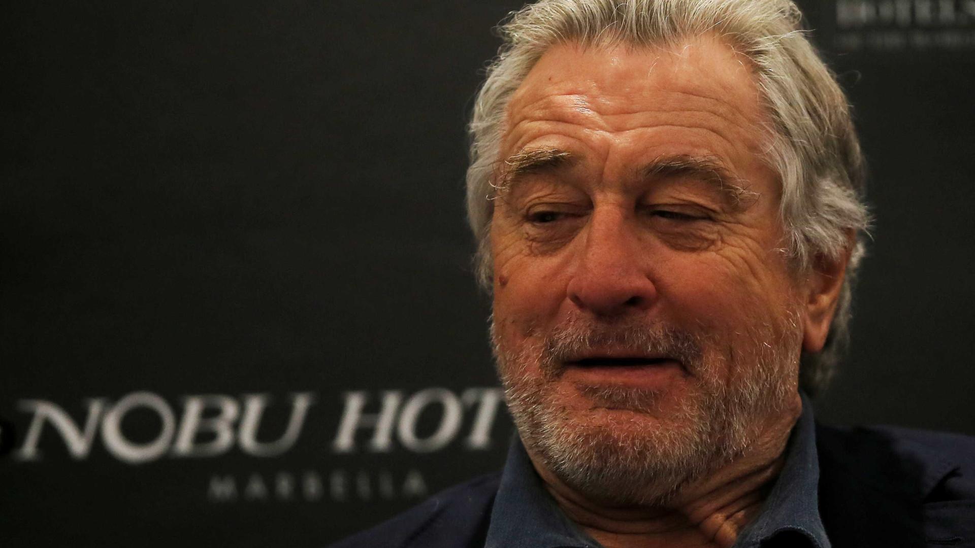 Trump é banido dos restaurantes de Robert De Niro