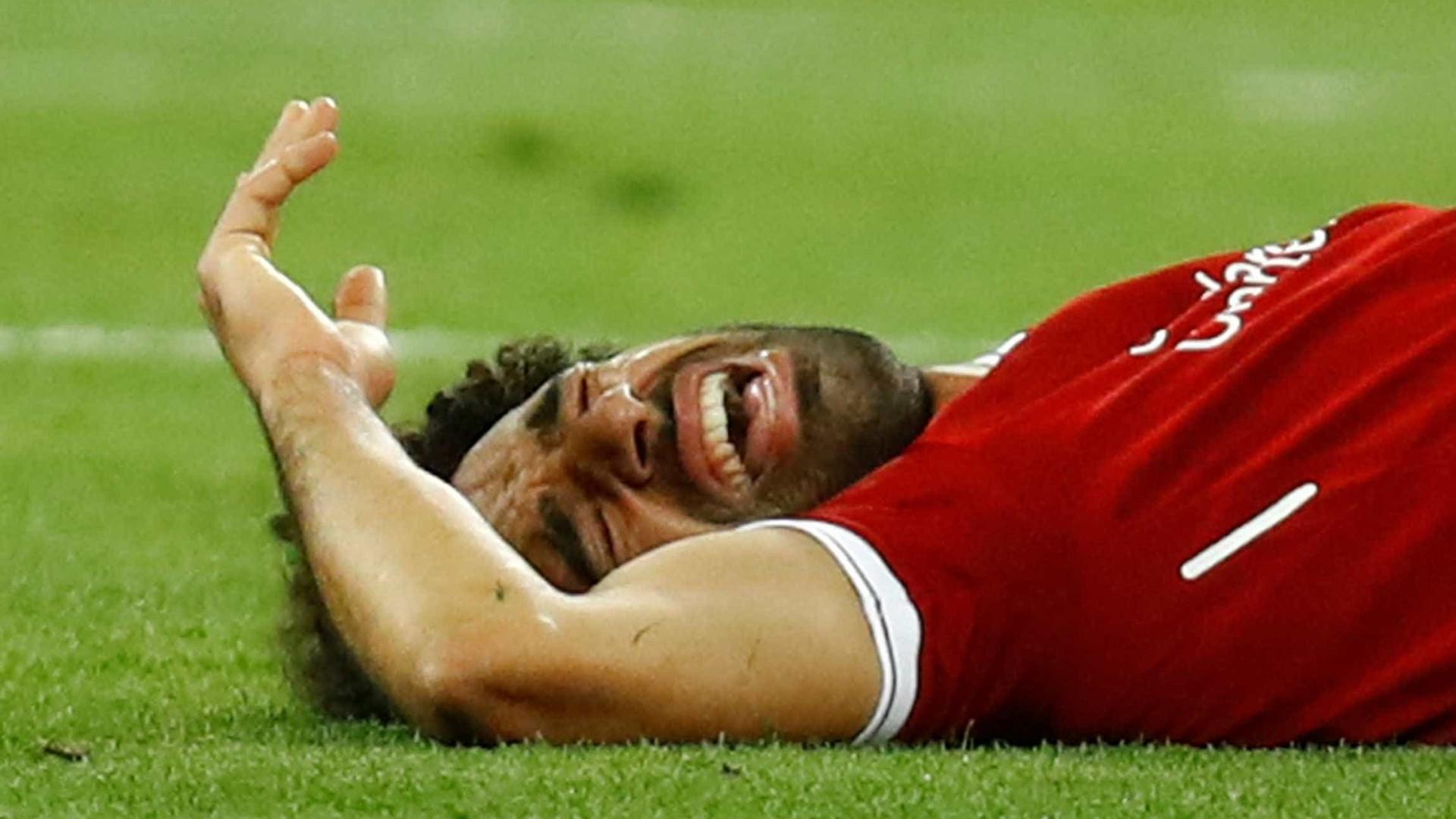 Após contato com médico do Liverpool, Egito crê que terá Salah na Copa