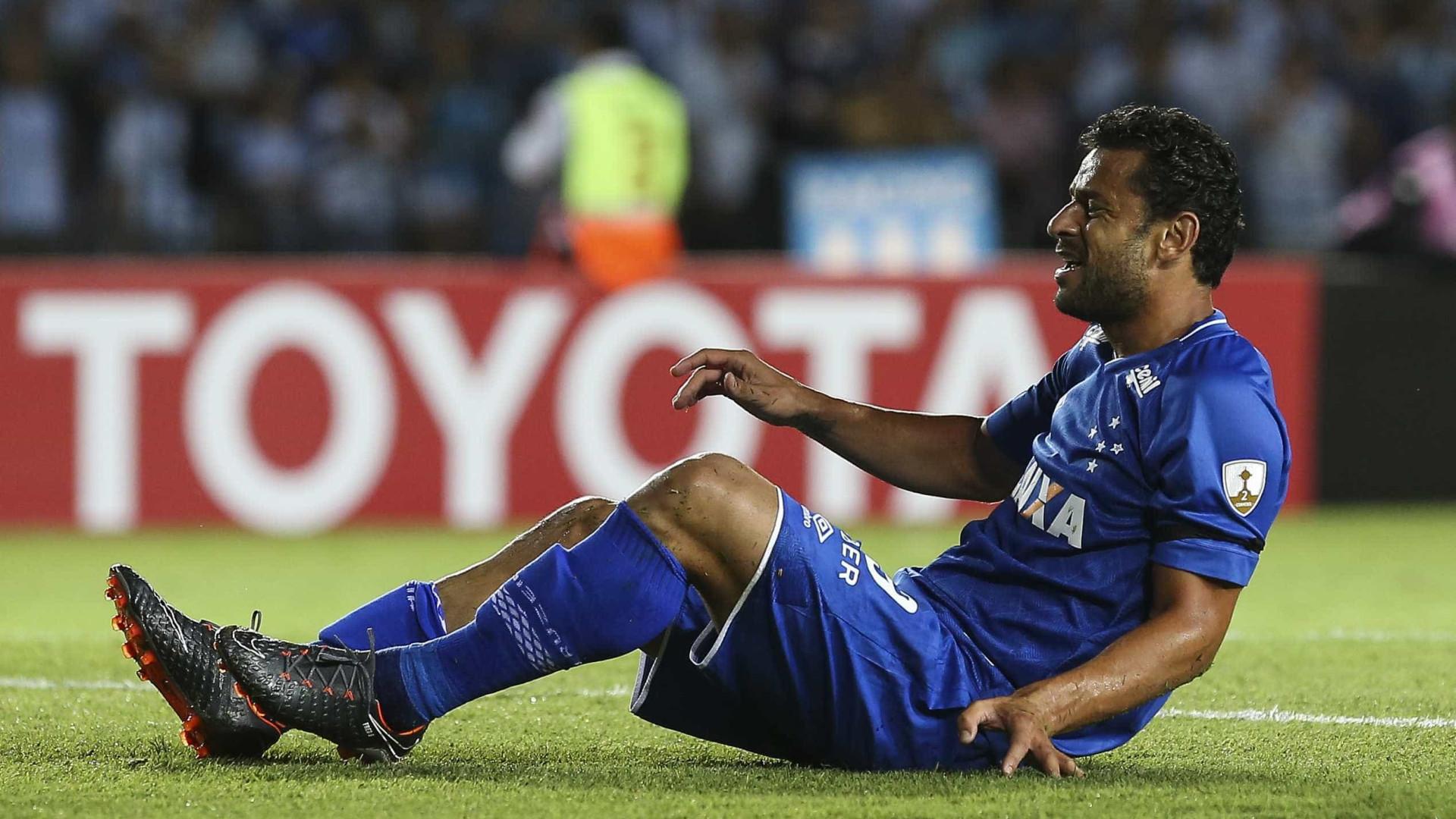 Pelos R$ 10 mi, Fred alega que Atlético quis barrar ida ao Cruzeiro
