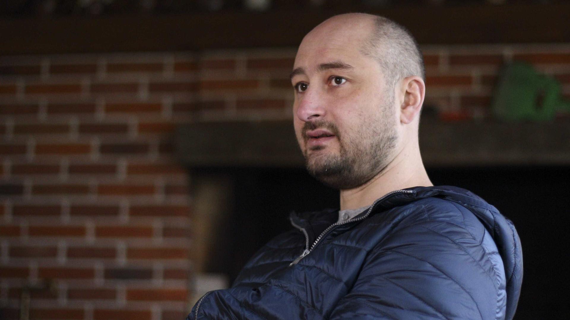 Repórter crítico de Putin é assassinado na Ucrânia