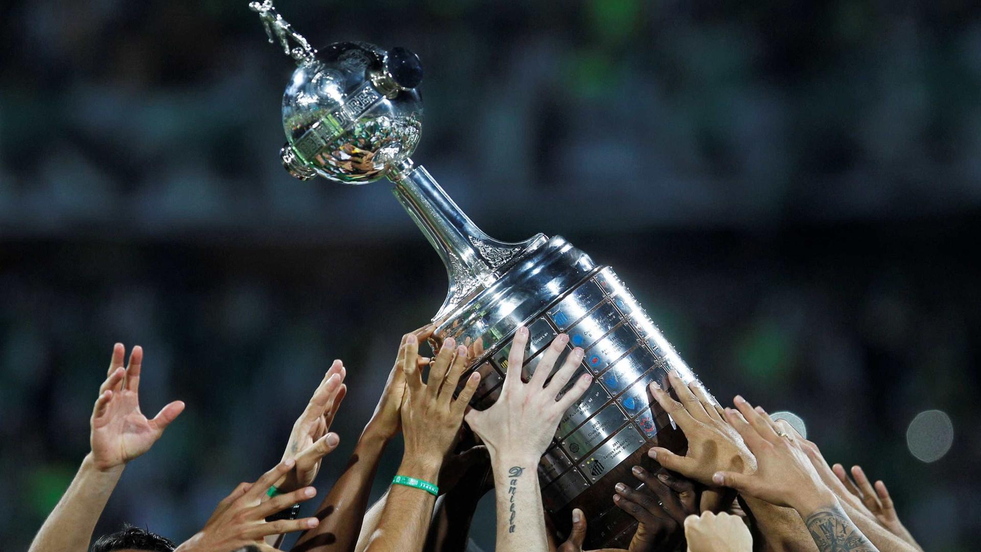 Confira os confrontos das oitavas de final da Libertadores