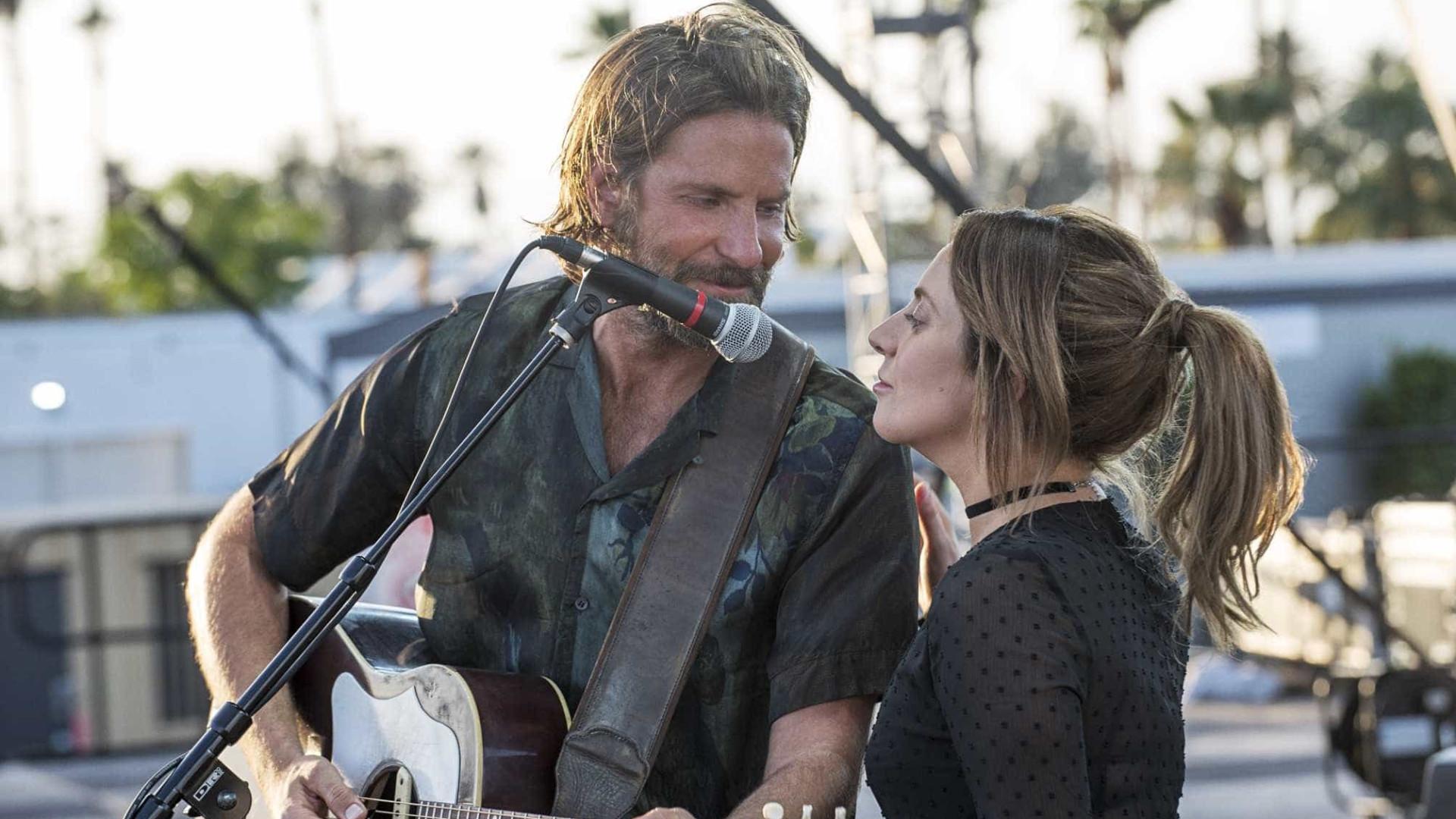 'Nasce uma estrela' ganha trailer com Lady Gaga e Bradley Cooper; veja