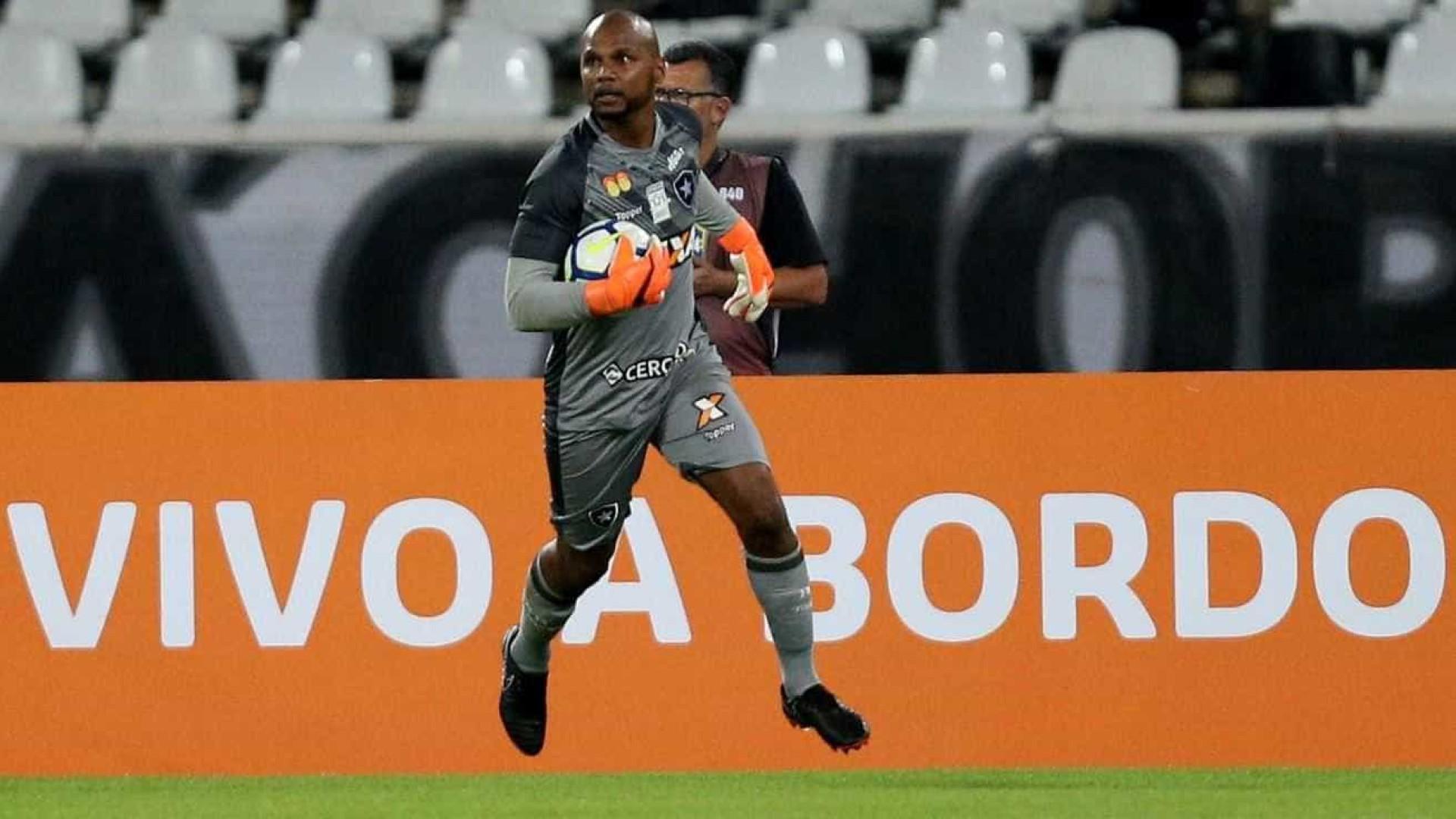 Botafogo só empata com Ceará e é vaiado no Engenhão