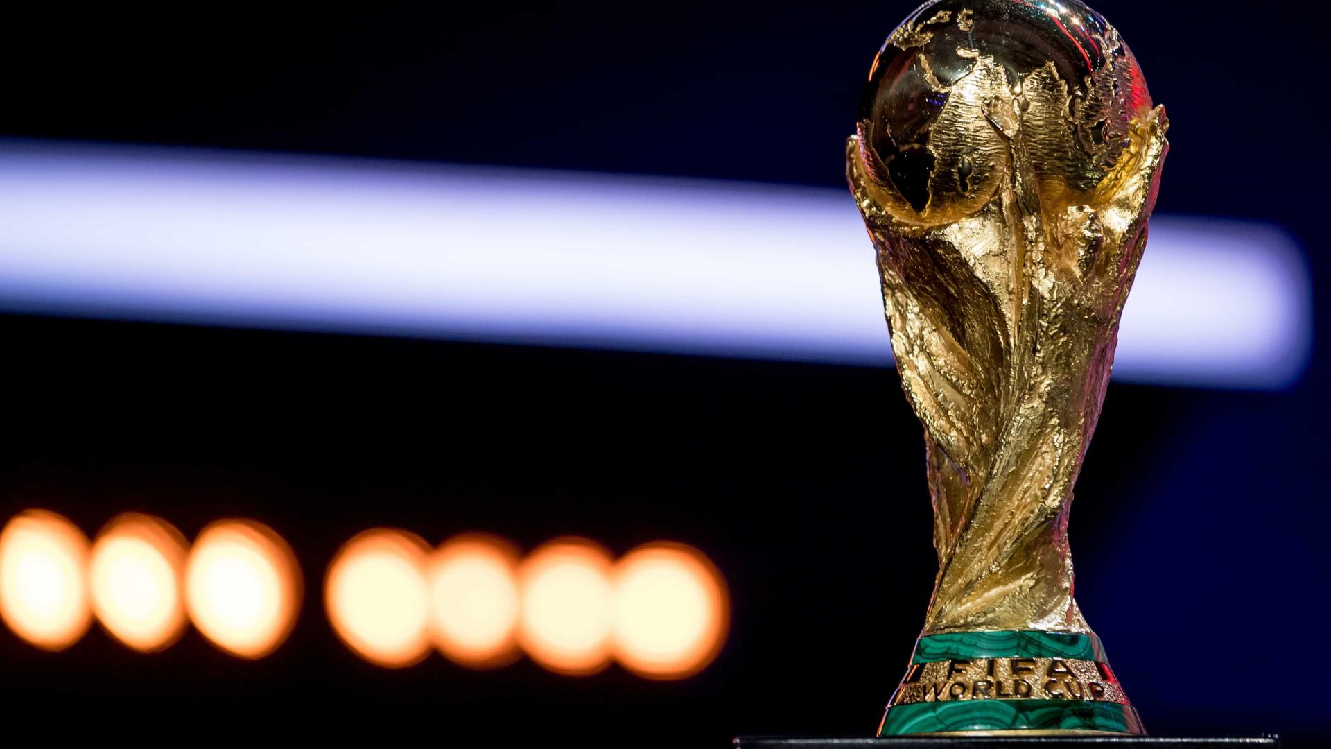 EUA, Canadá e México vão sediar a Copa do Mundo de 2026