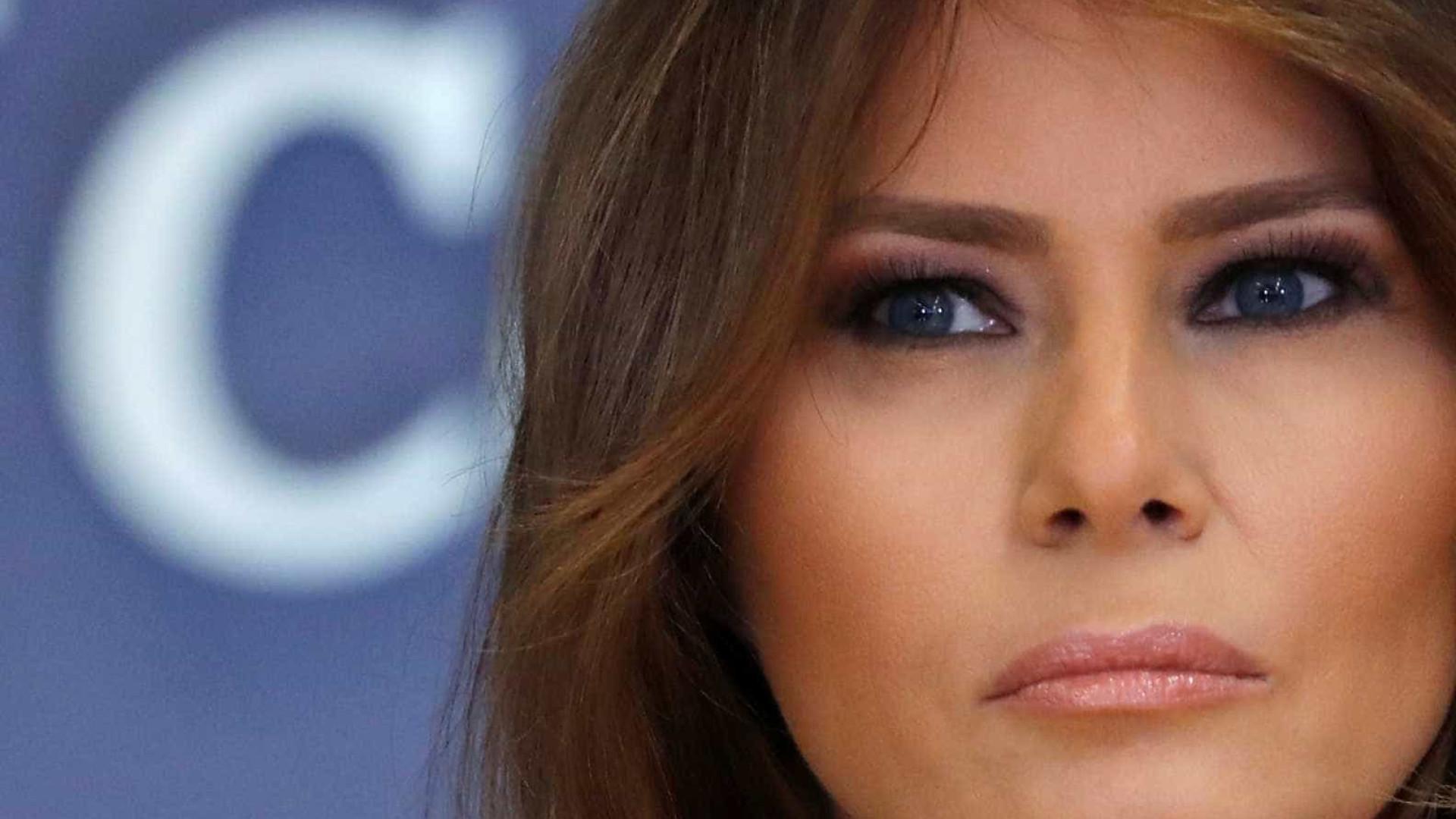 Melania declara que Trump 'detesta' ver famílias imigrantes separadas