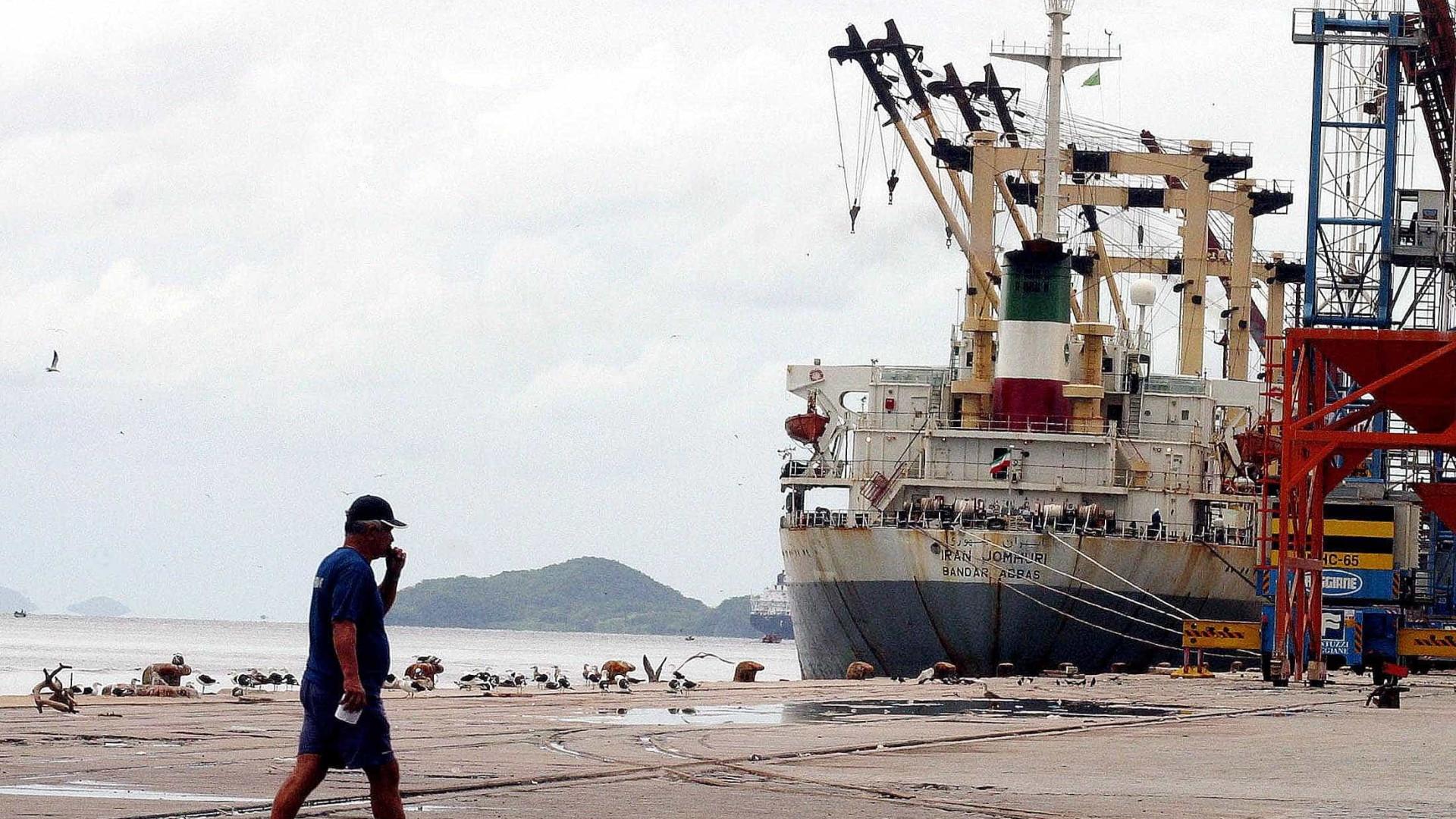 Com alta no frete, fertilizante está parado em portos