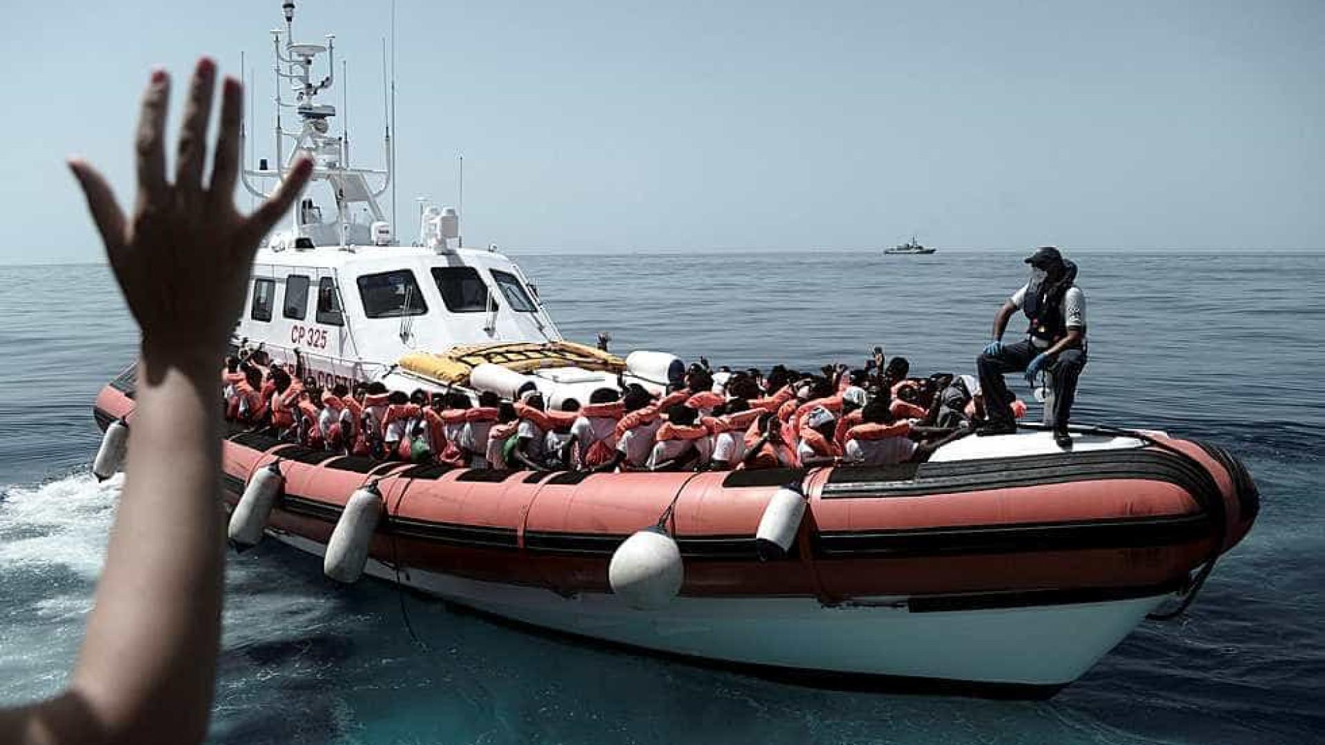 Crise imigratória gera tensão entre Itália e França