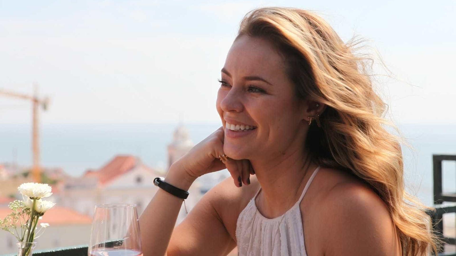 Paolla Oliveira sobre cenas quentes com outra mulher: 'Mais divertido'