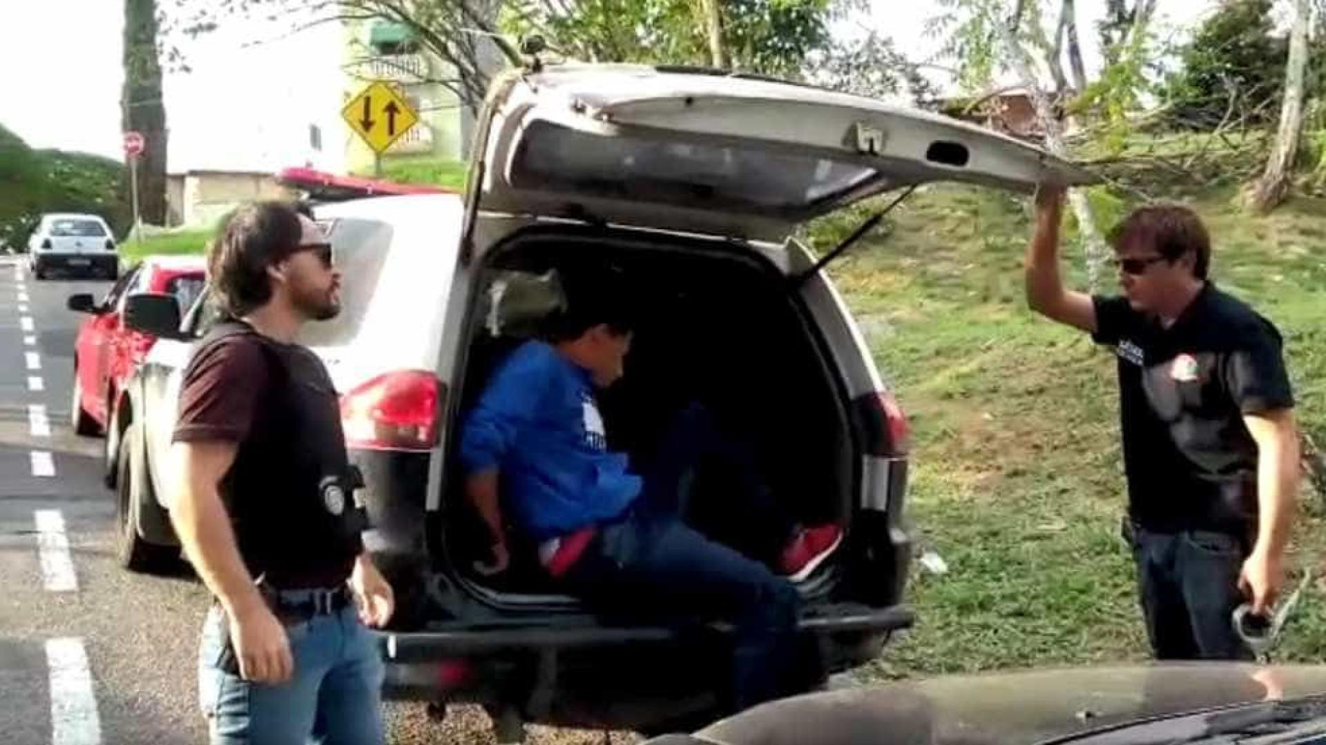Caso Vitória: suspeito preso disse que menina pediu 'ajuda'