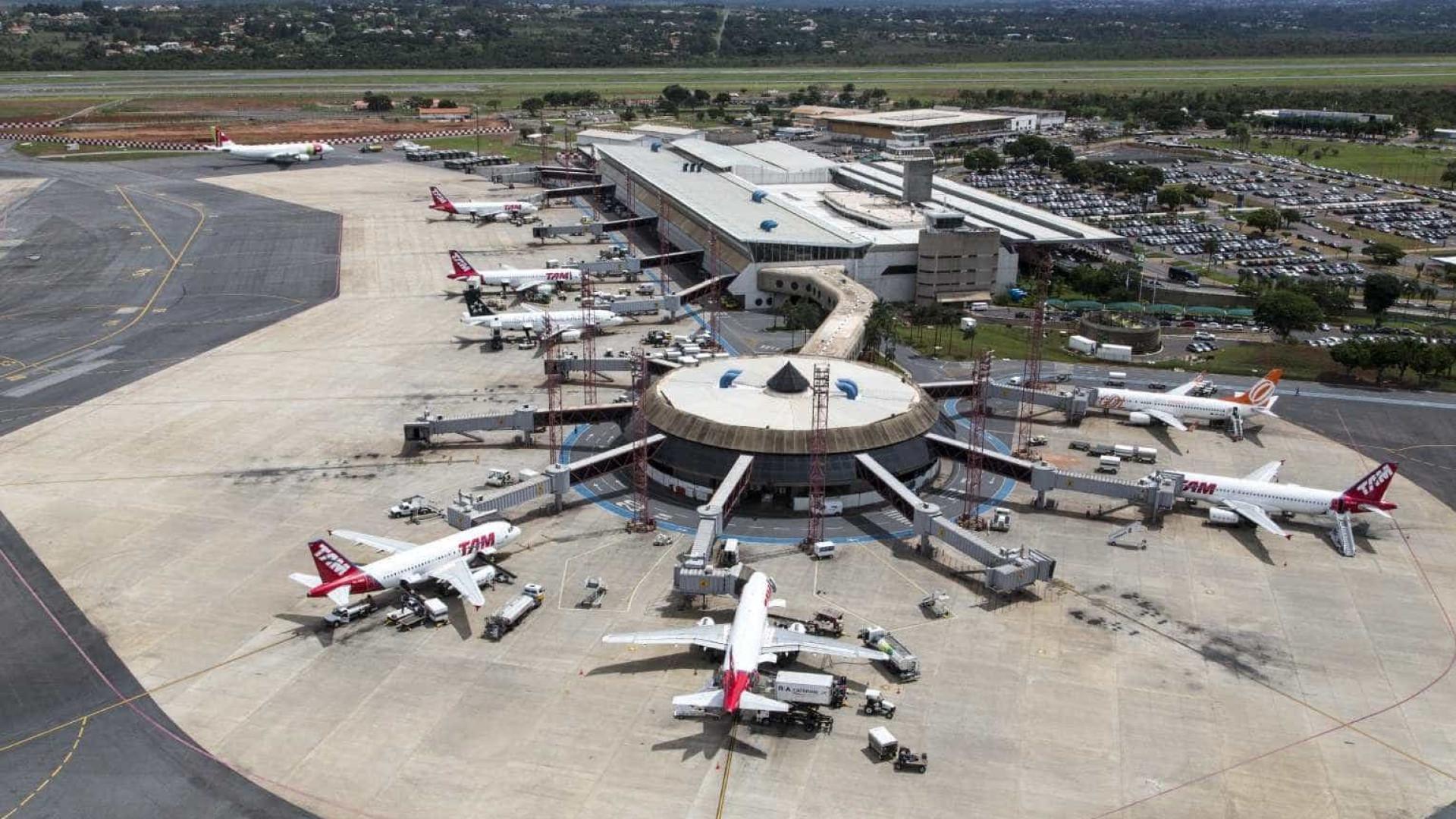 Aeroportos de Natal, Curitiba e Brasília são eleitos melhores de 2017