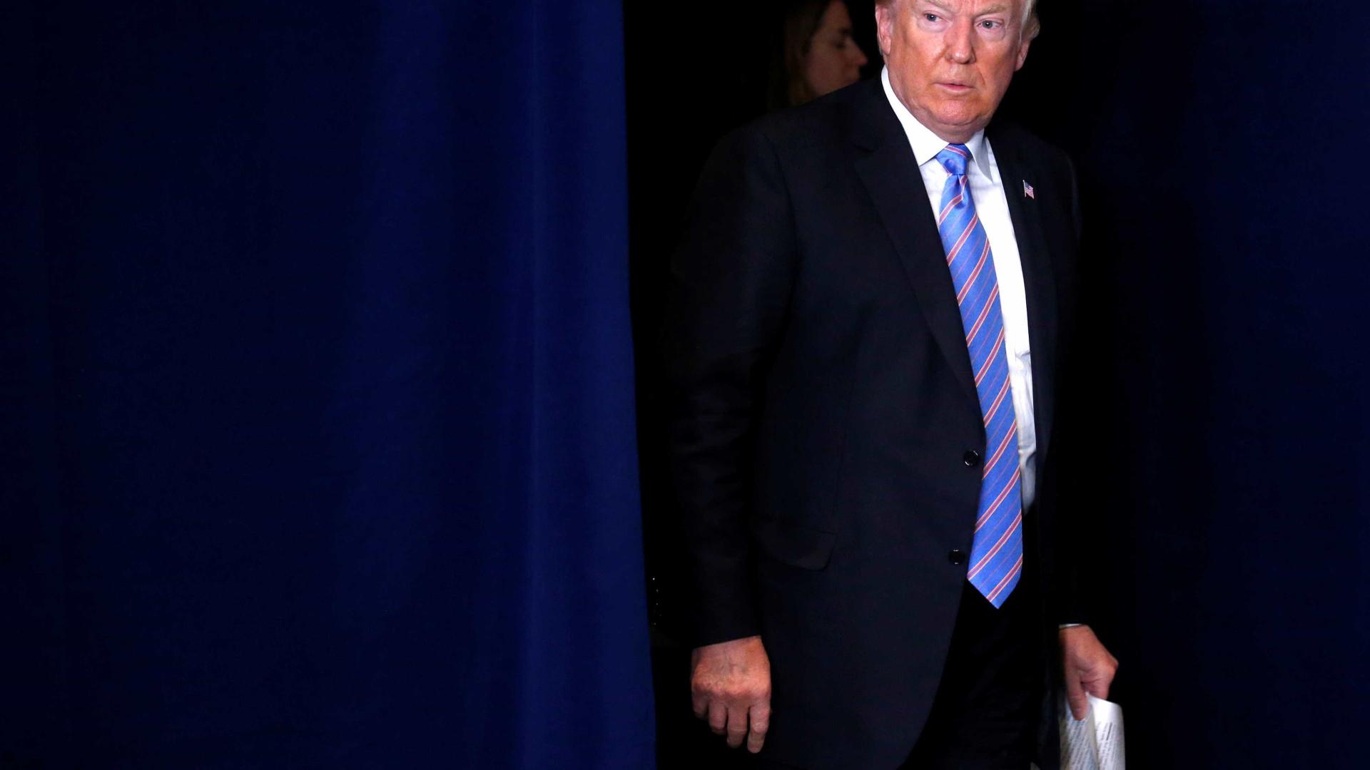 Trump 'destruiu' credibilidade do G7, diz Alemanha