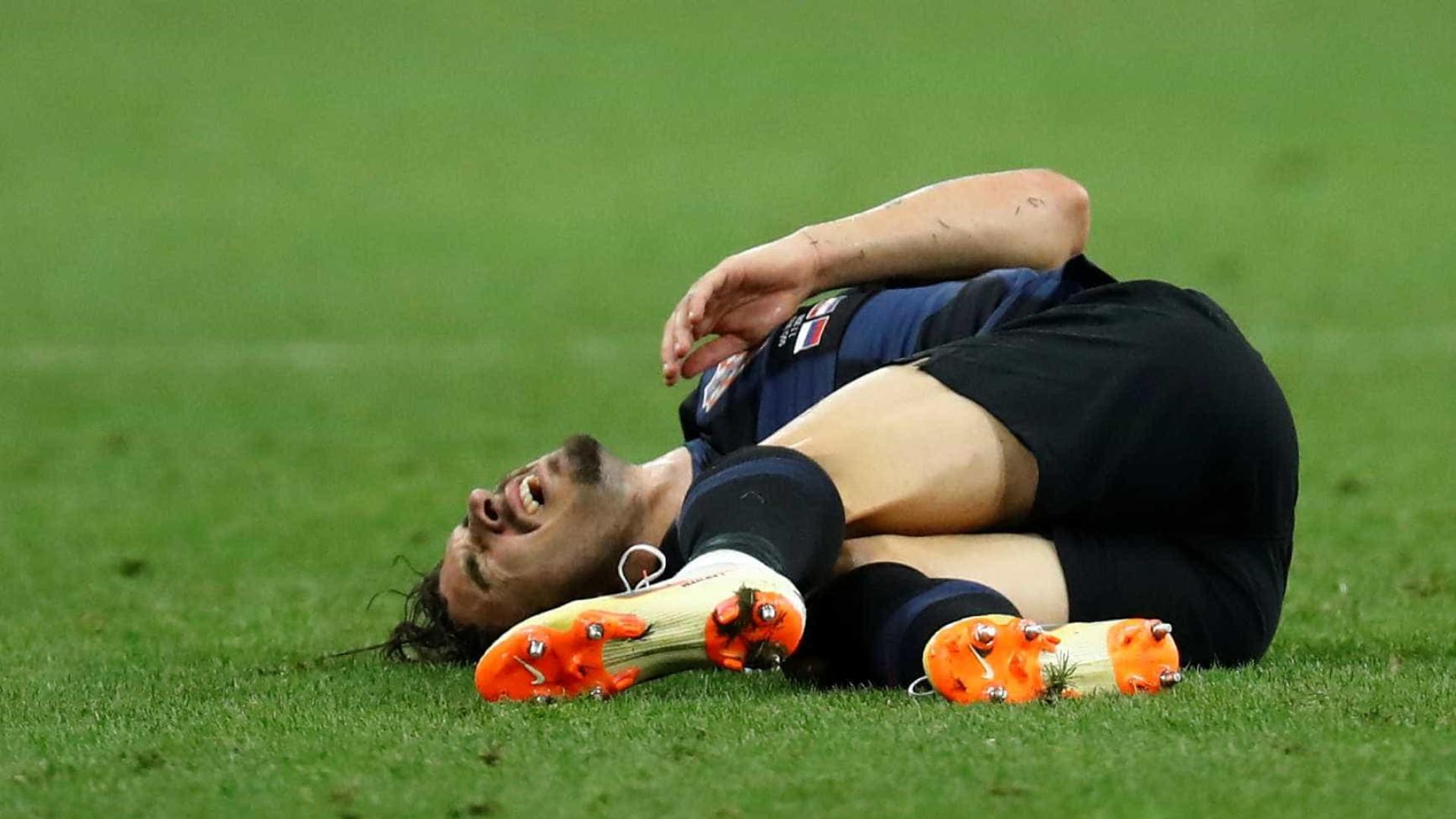 Croácia perde lateral direito e goleiro é dúvida para semi