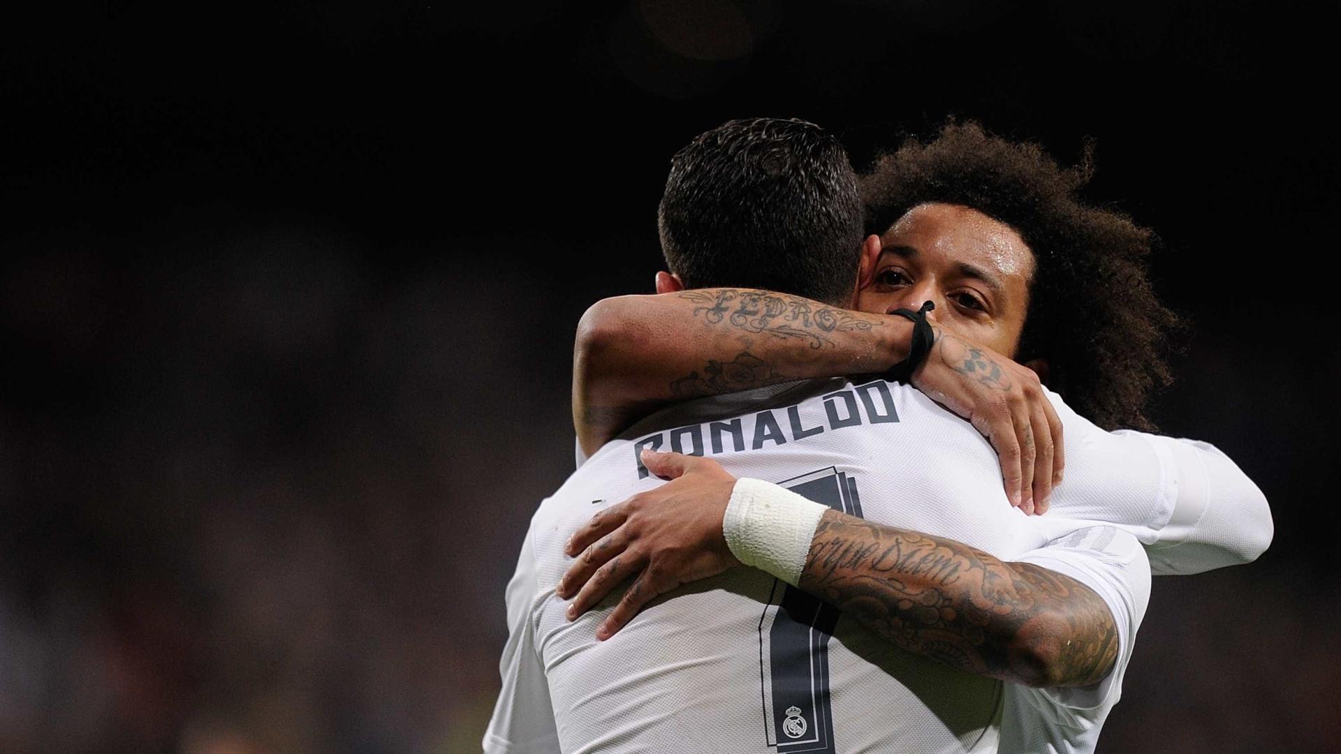 Amizade Real: a emocionante mensagem de Marcelo a Cristiano Ronaldo