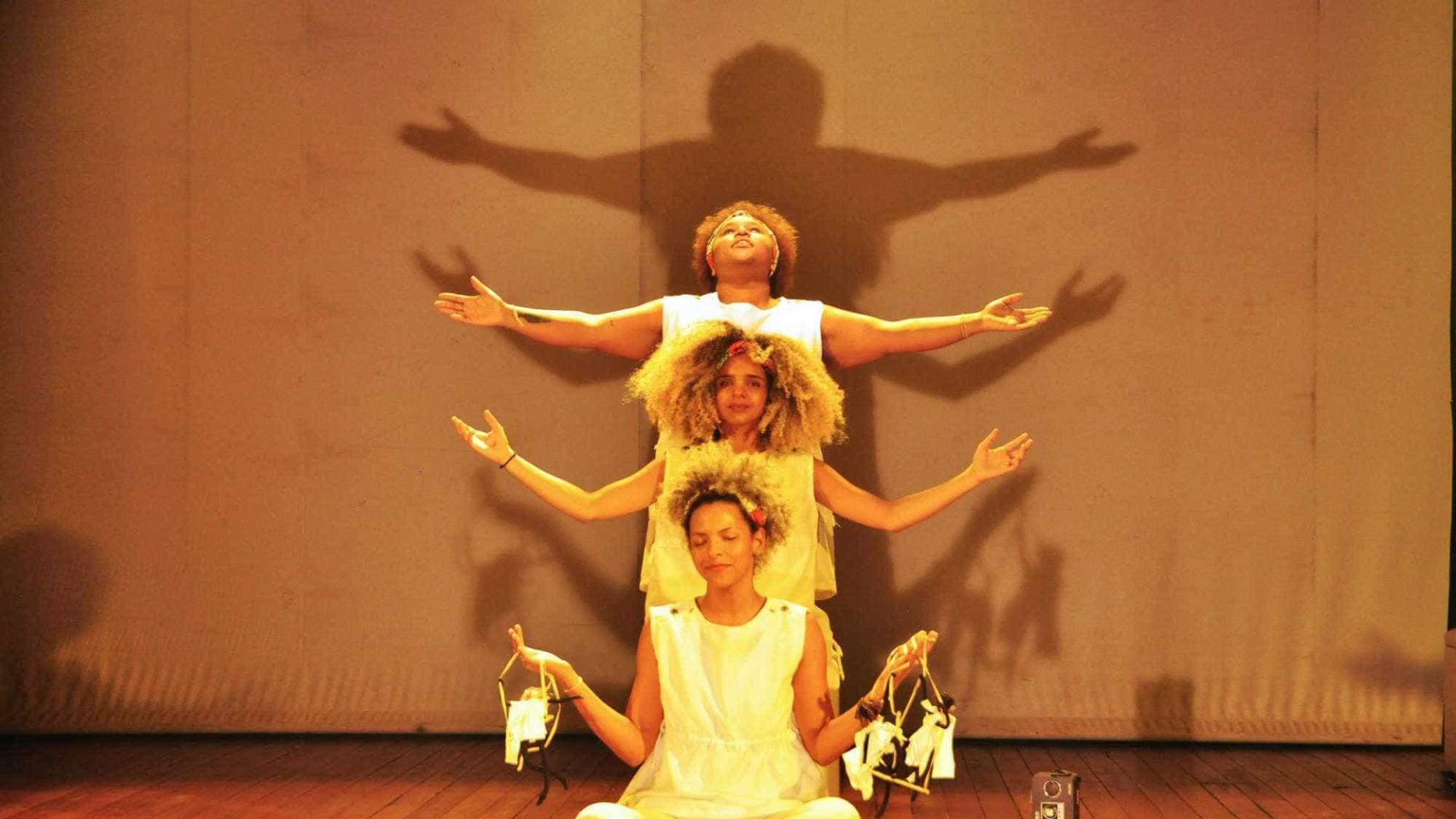Durante 4 dias, Cavalcante foi tomada por teatro afro e reflexão