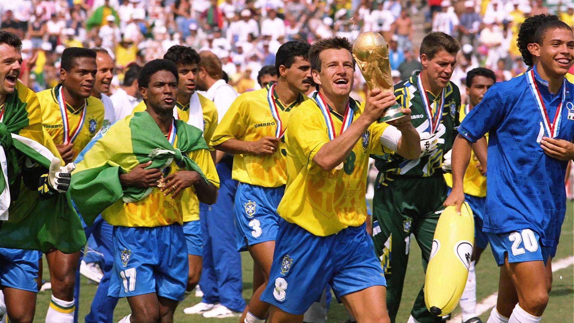 Qual é o melhor time dos últimos sete que venceram a Copa do Mundo?