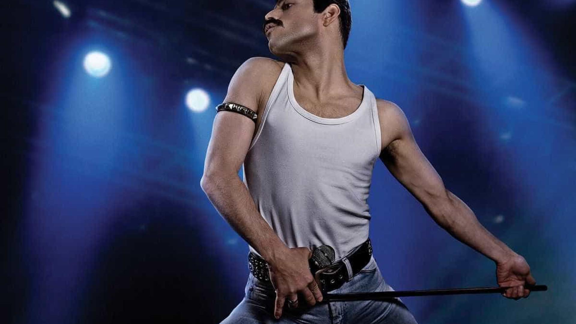 Filme sobre a vida de Freddie Mercury ganha novo trailer