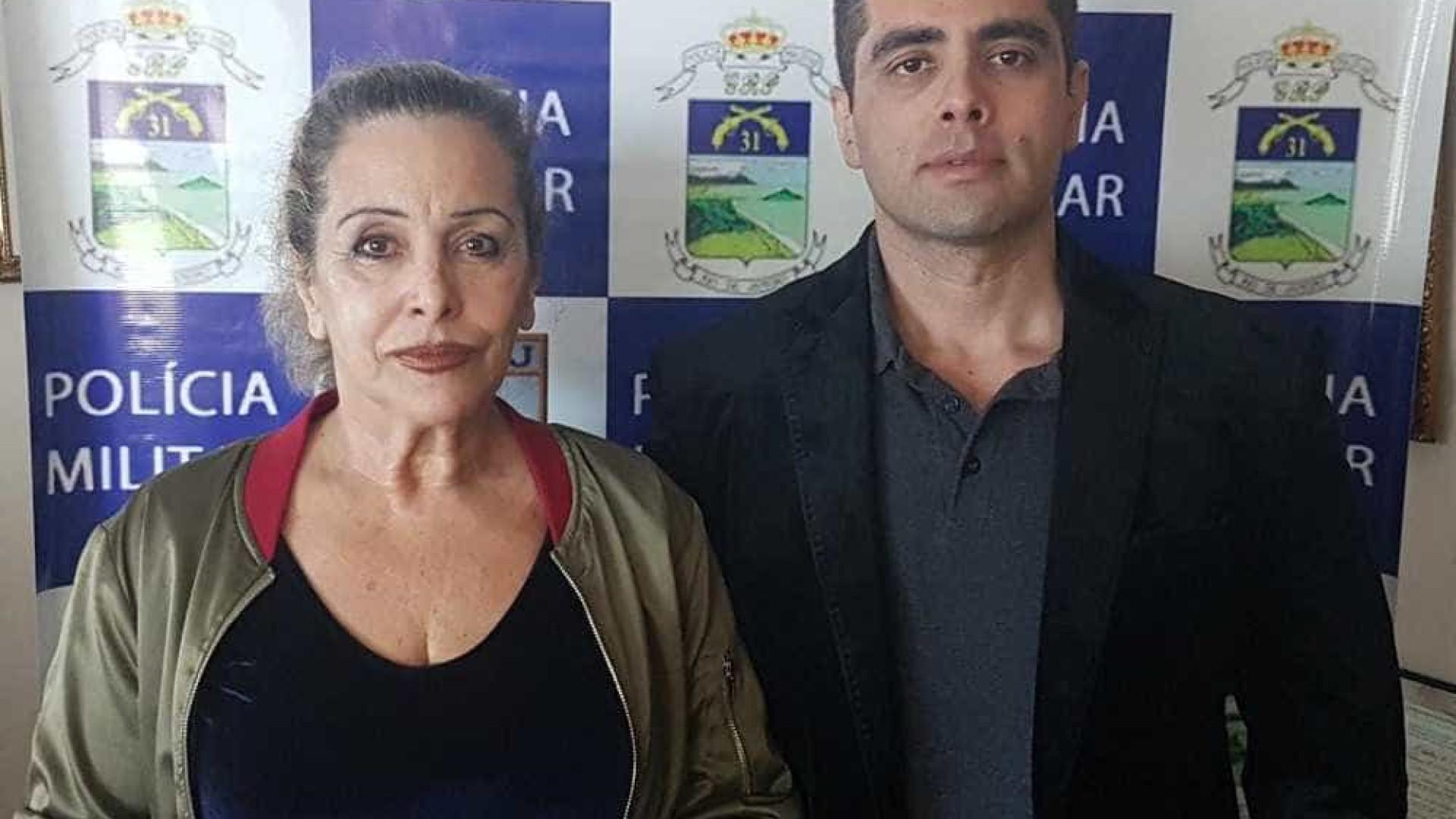 Doutor Bumbum e mãe são levados para o presídio de Benfica