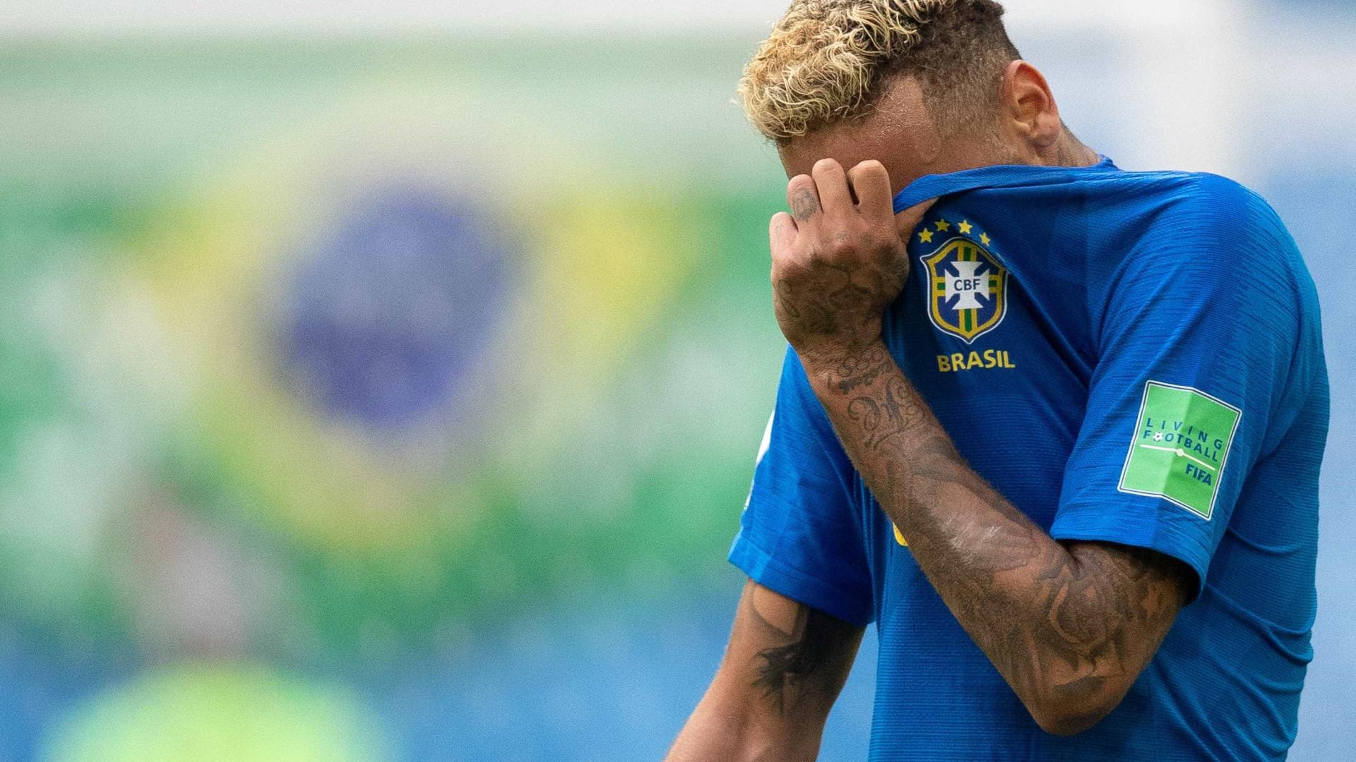 Neymar sofre desvalorização de 11,1% após a Copa do Mundo