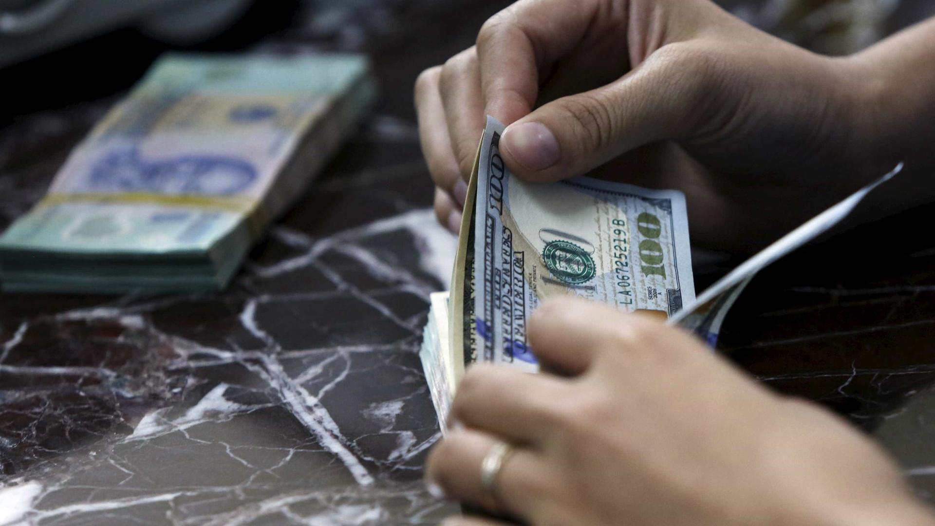 Câmbio para fim de 2018 permanece em R$ 3,70 no relatório Focus