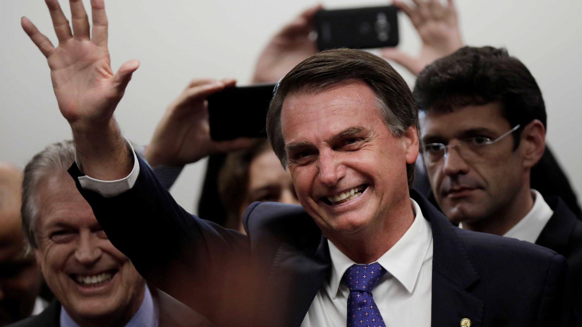 Candidatura de Bolsonaro é 'voo de galinha', diz coordenador de Alckmin