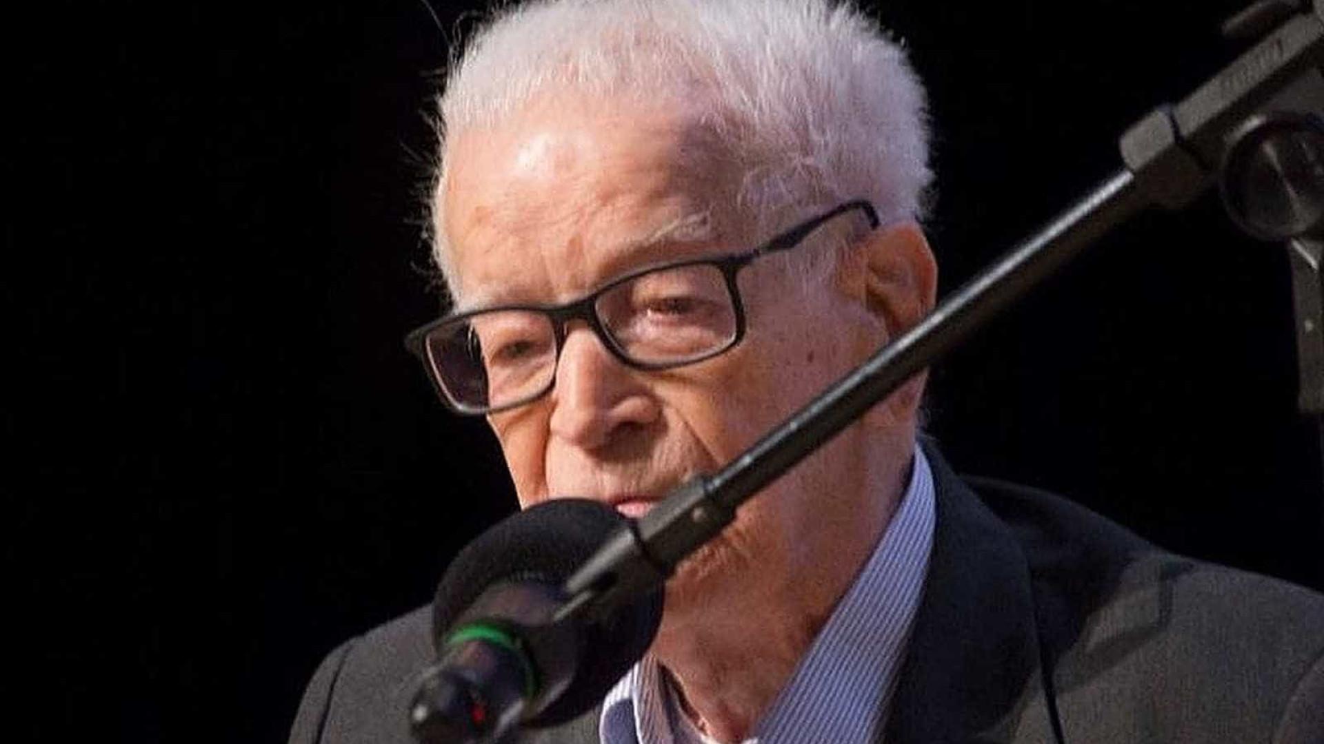 Morre Erasmo Nuzzi, 99, com seis décadas de Fundação Cásper Líbero