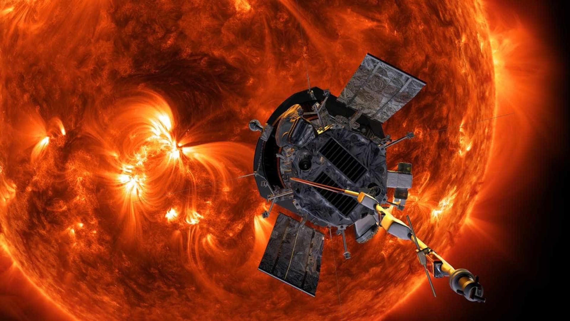 Nave hiper-resistente ao calor pretende ser a primeira a 'tocar' o sol