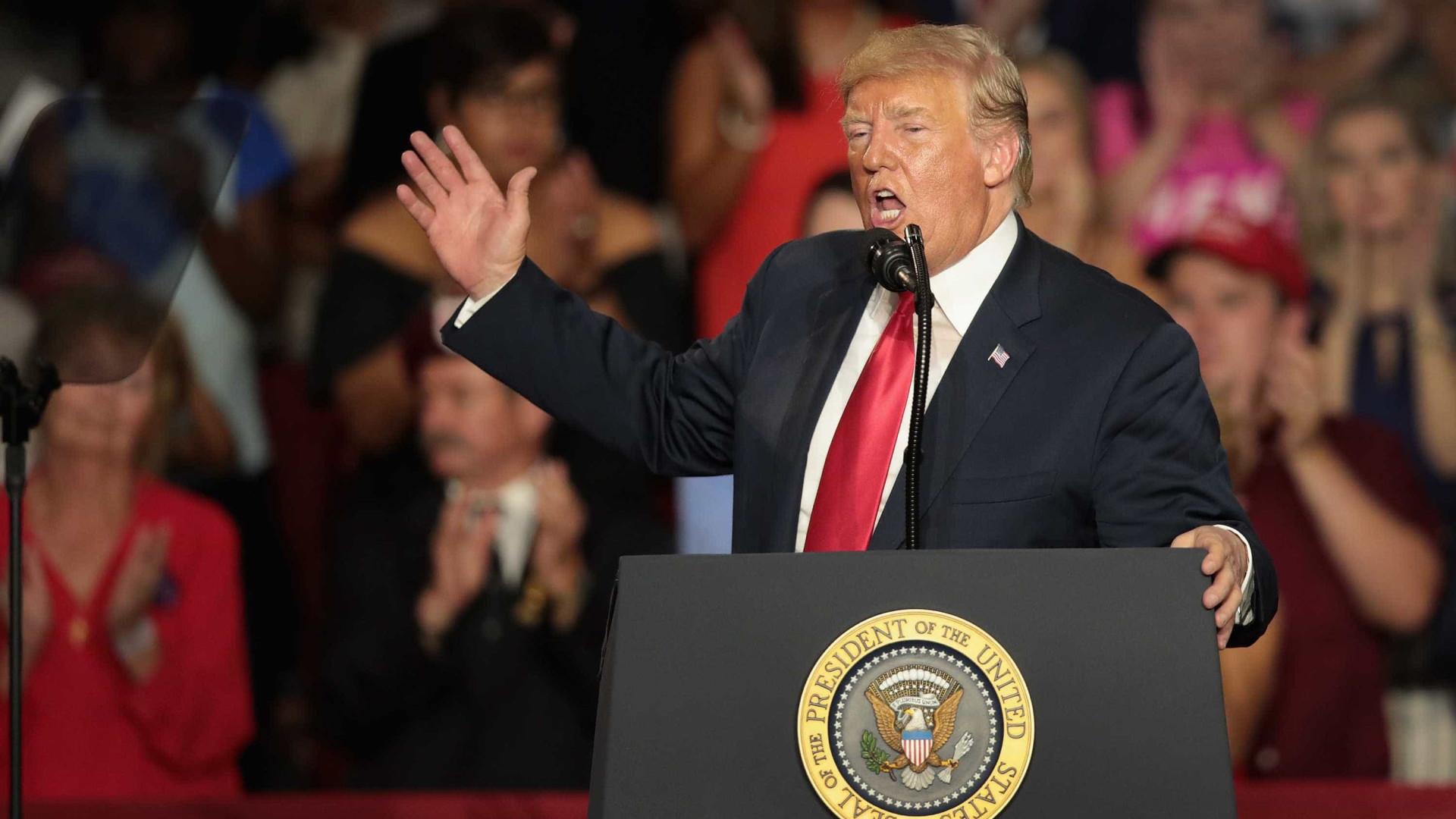 Advogados de Trump recusam termos propostos por Mueller