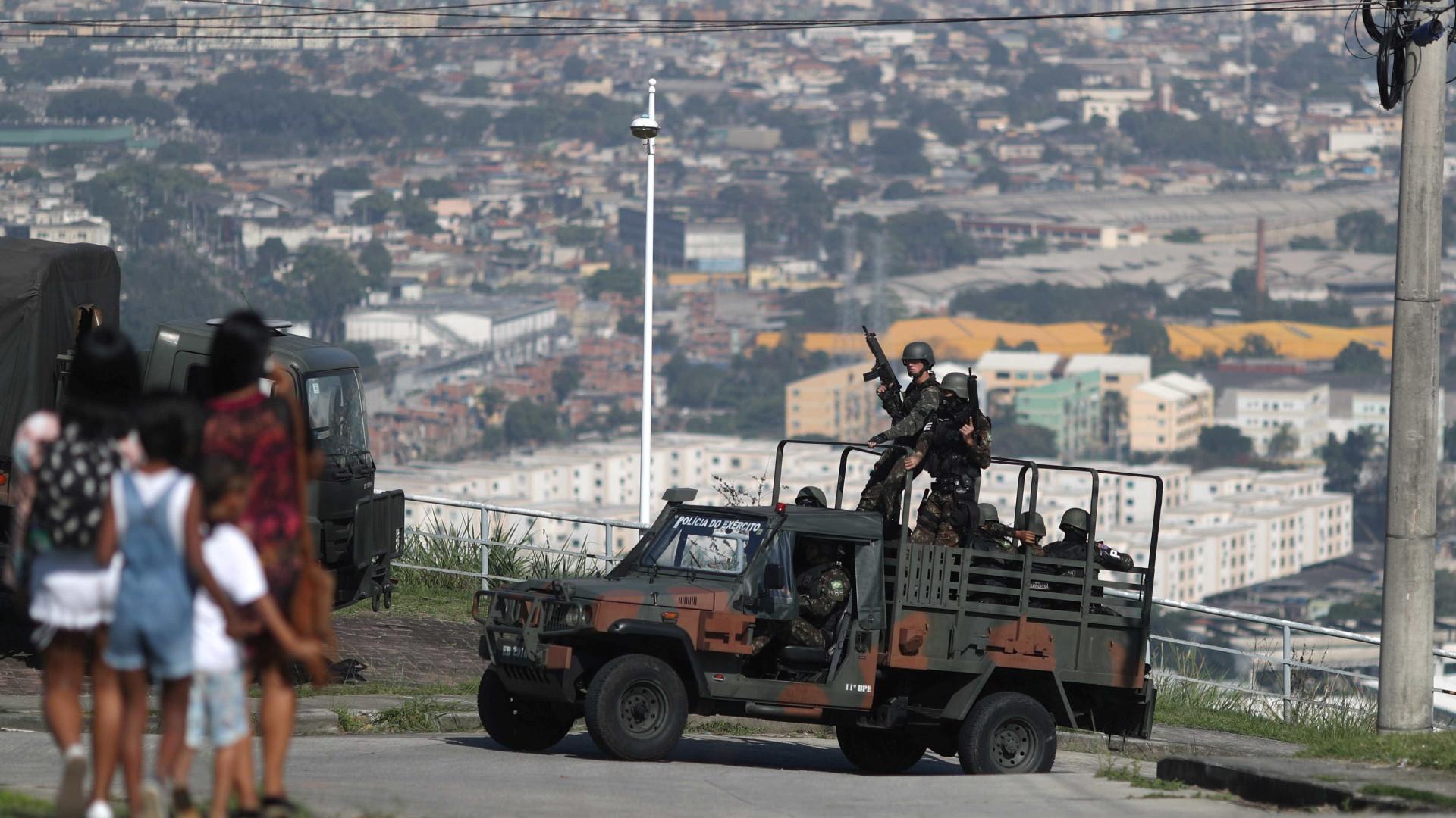 Militar do Exército morre e outro fica ferido em megaoperação no Rio