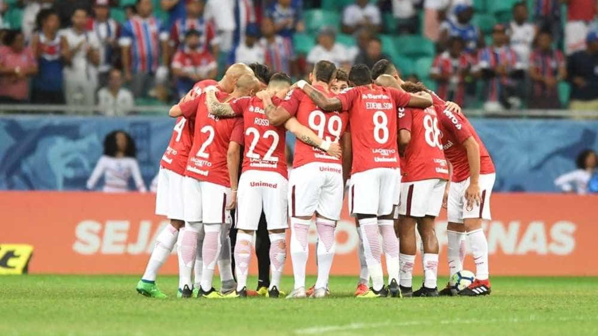 Inter tira invencibilidade pós-Copa do Bahia e cola no líder São Paulo