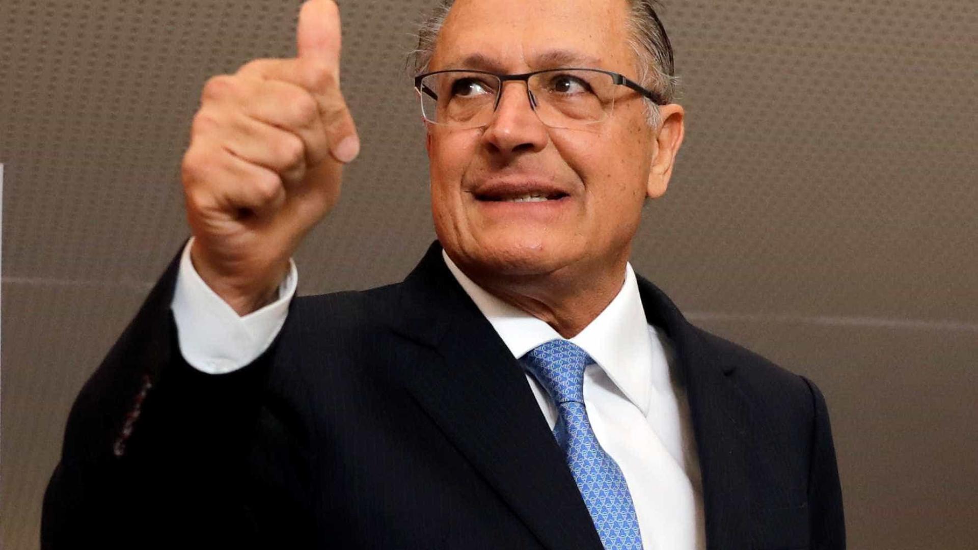 Ex-diretor da Dersa que está preso é pessoa correta, diz Alckmin