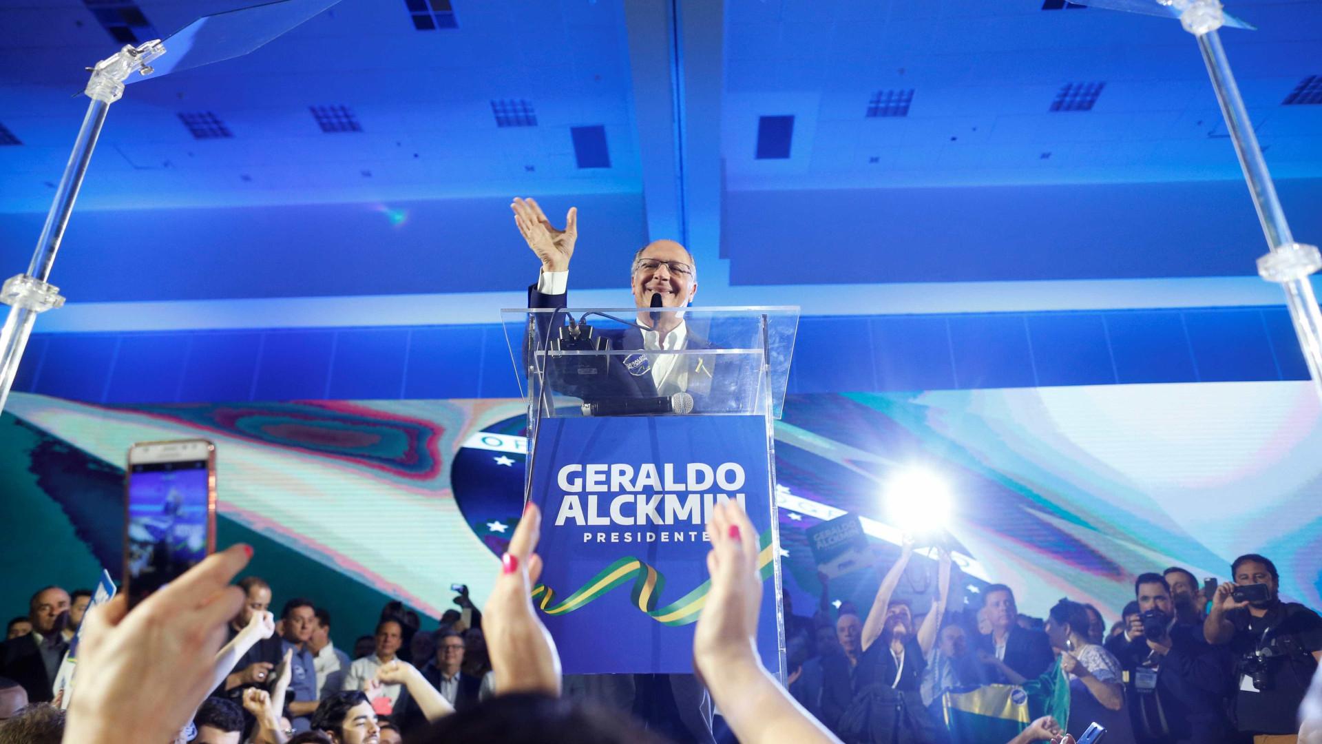 Alckmin faz ofensiva para mudar imagem e virar candidato dos pobres