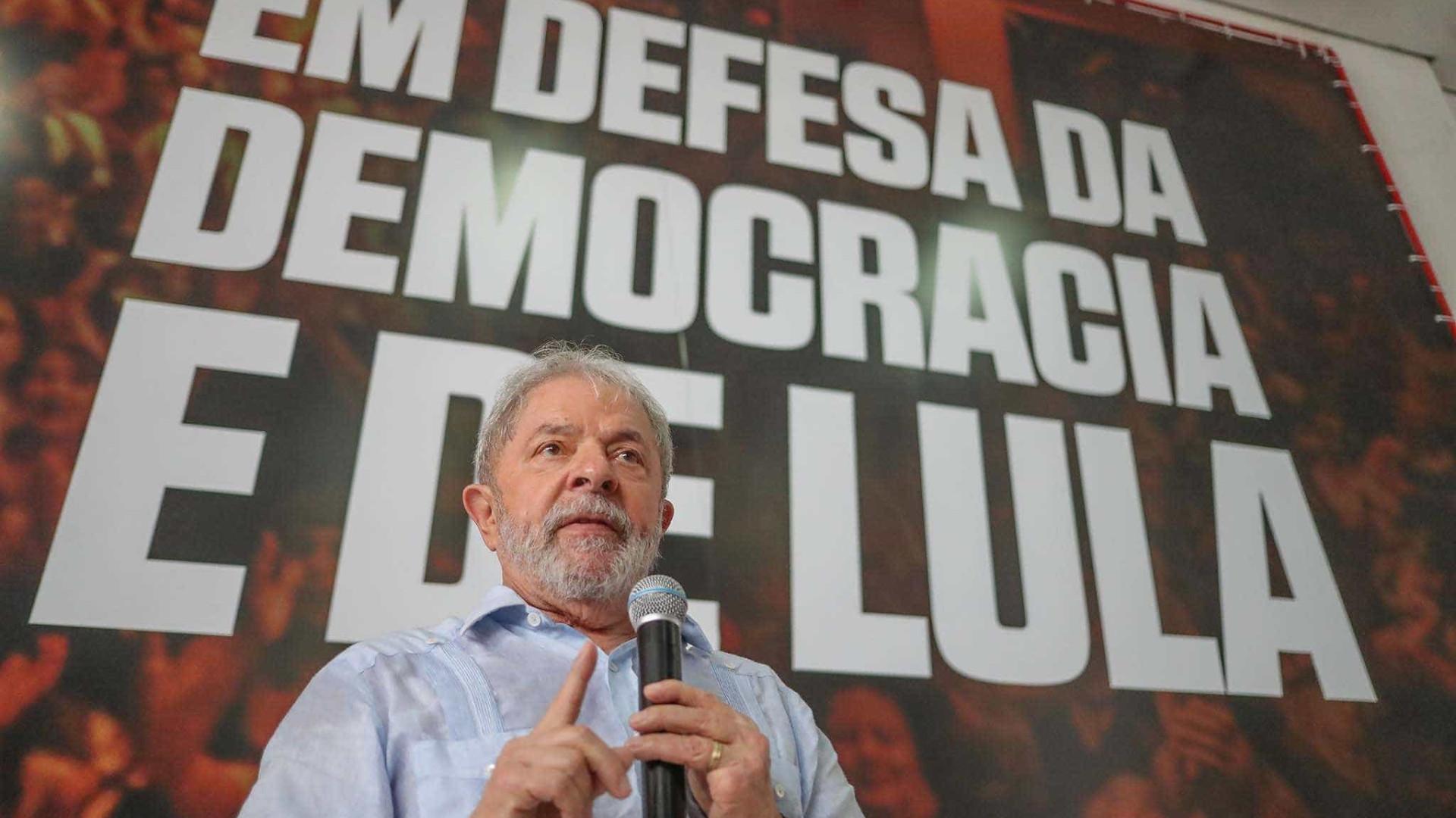 Fachin quer que STF decida sobre liberdade de Lula antes do dia 15